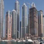 Dubaj w budowie