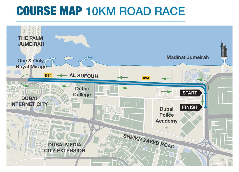 Dubai 10k