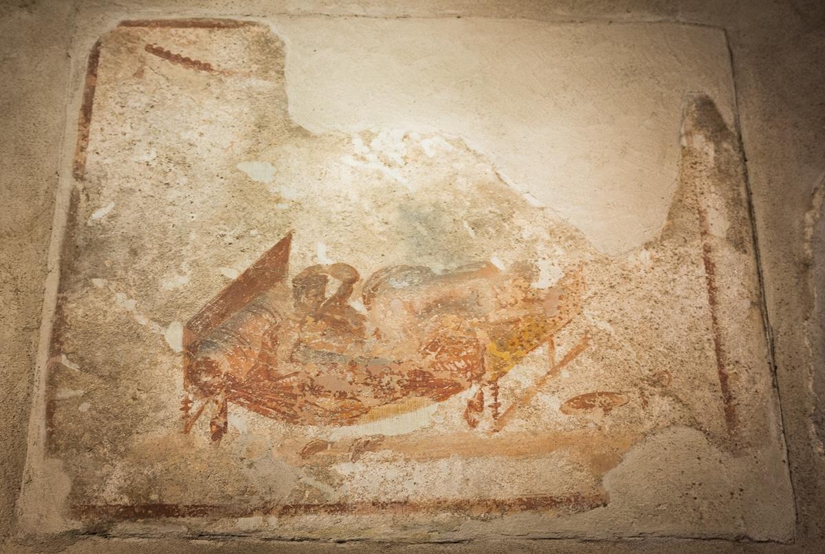 Pompeje - lunapar