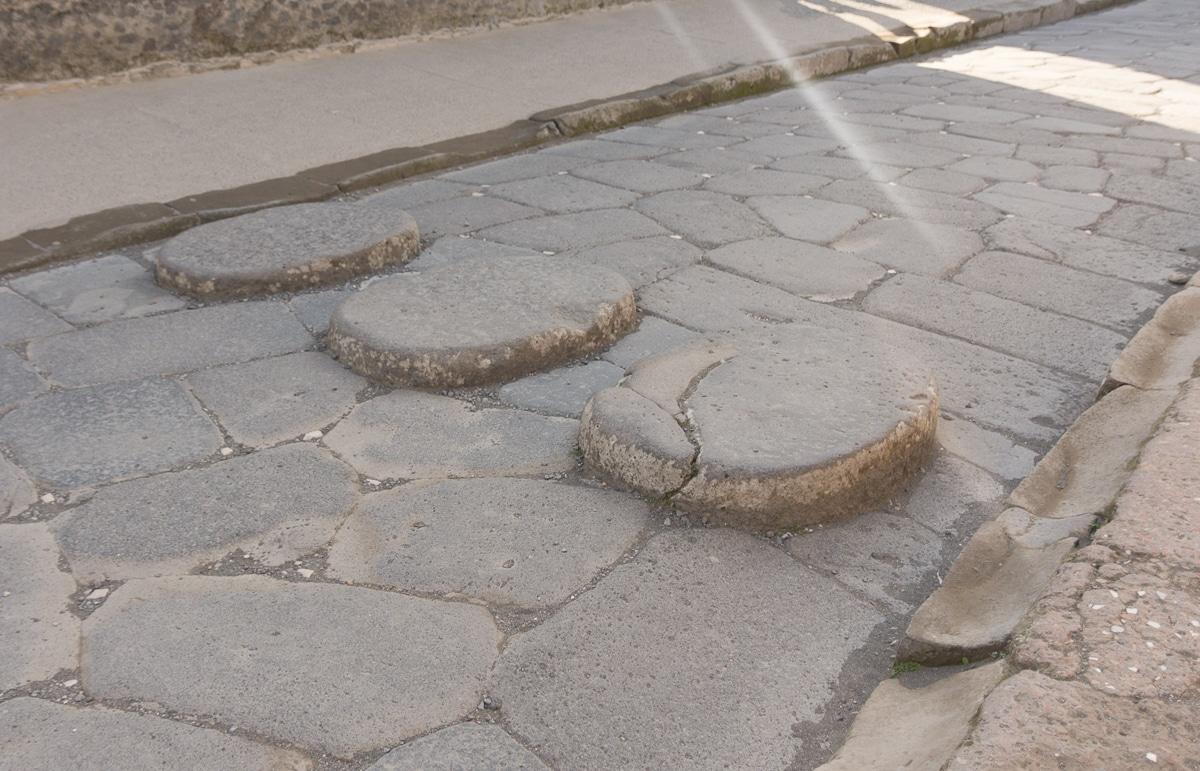 Ulica w Pompejach