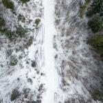Wisła i Ustroń z dronem