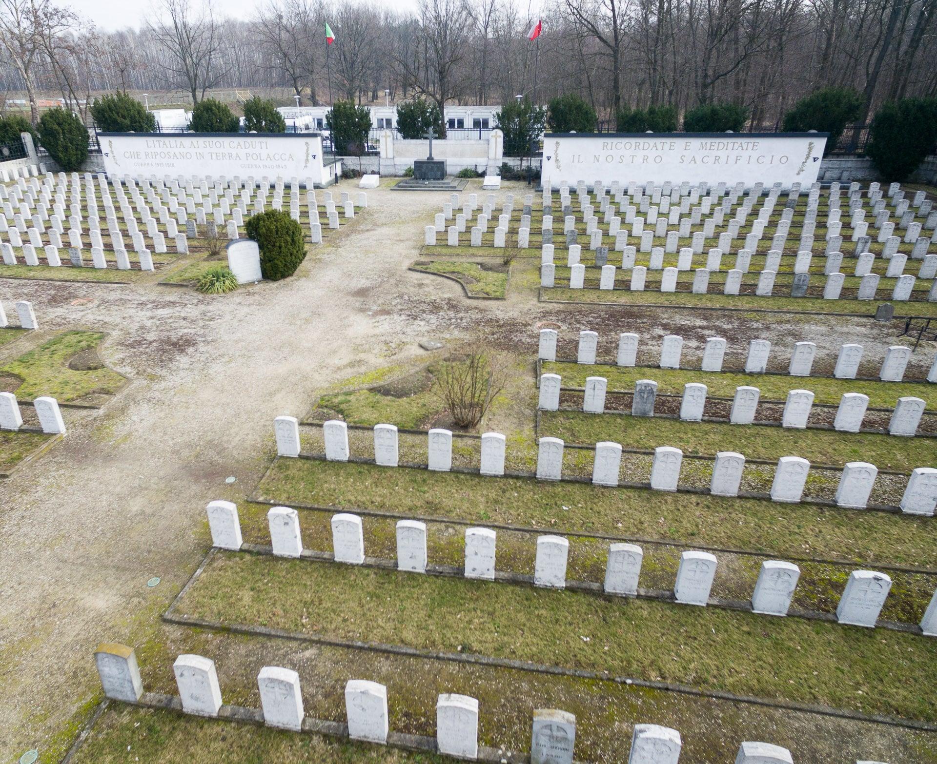 Cmentarz Włoski