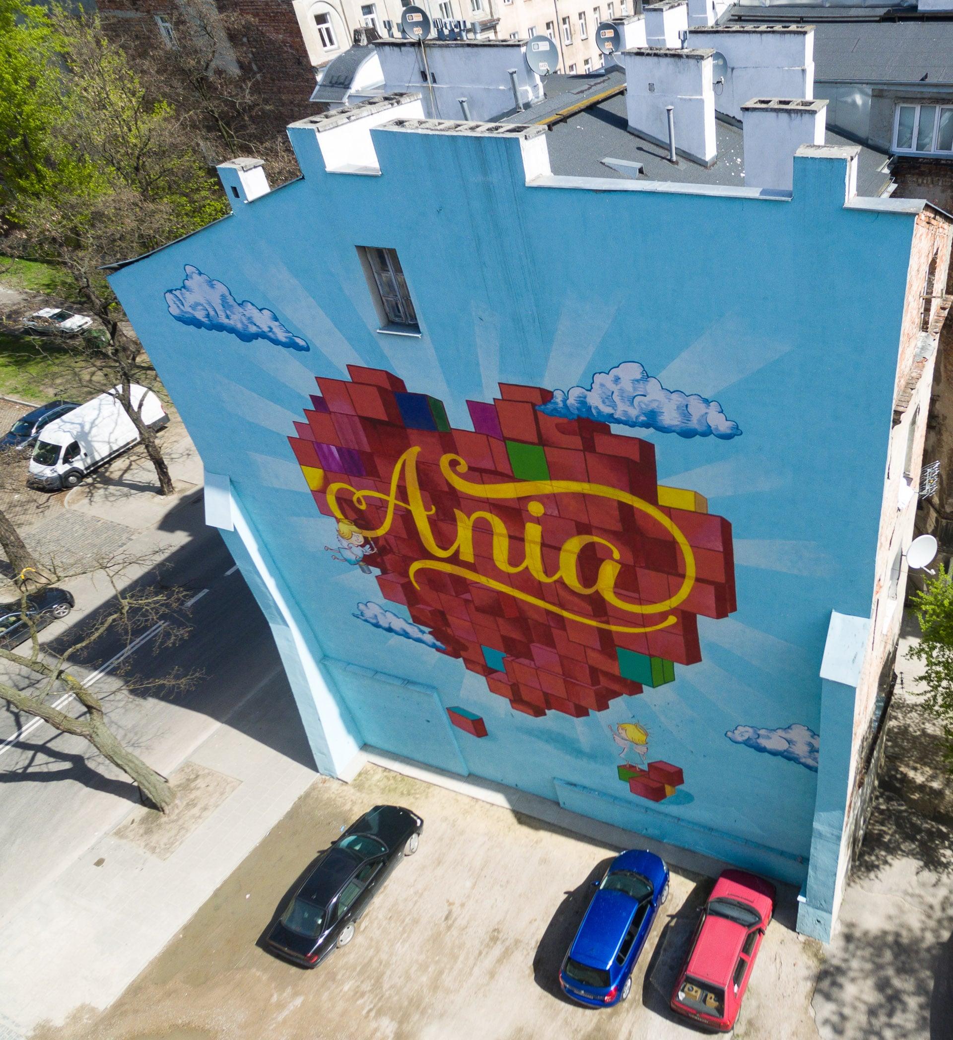 Mural Ania