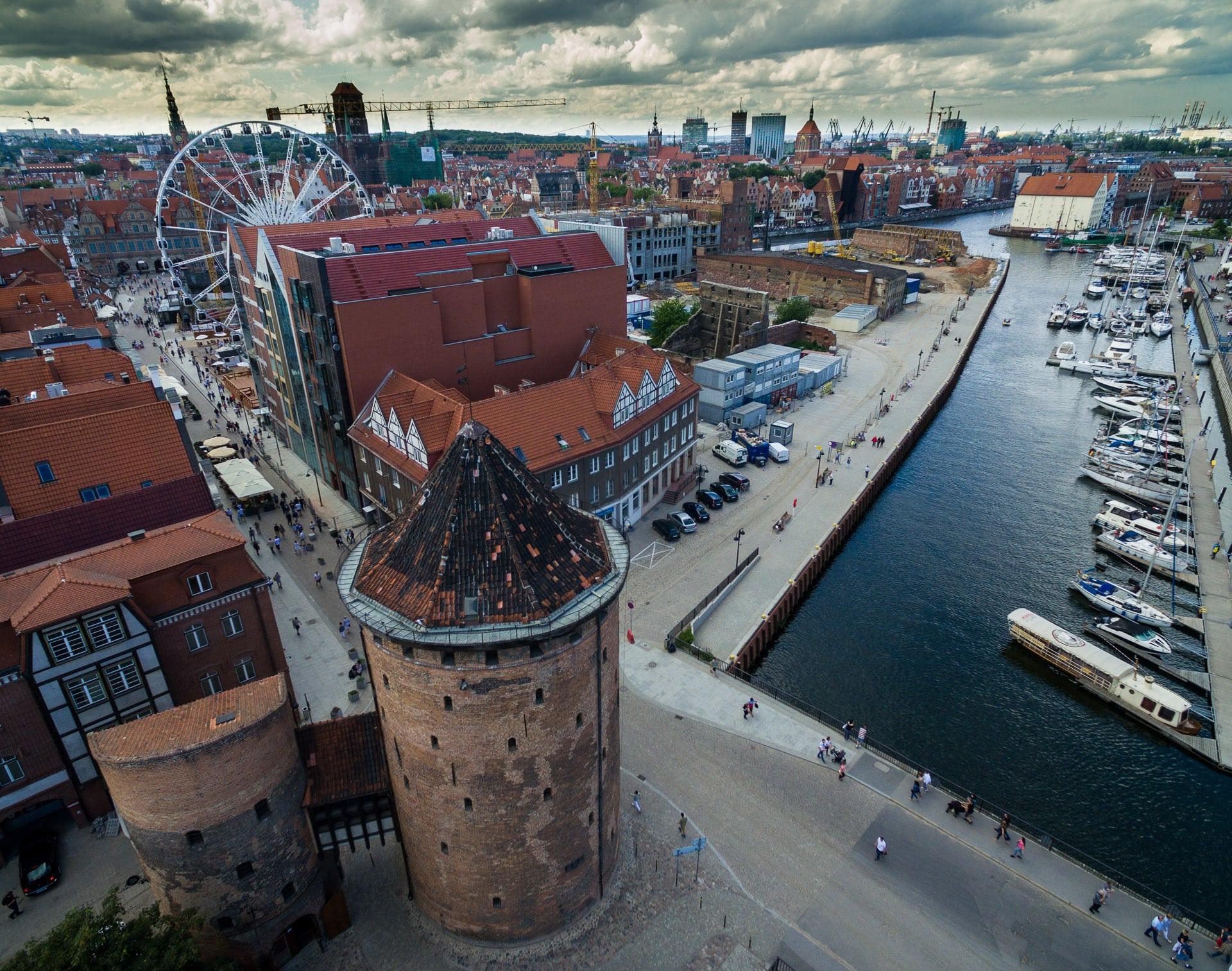 Gdańsk, Brama Stągiewna