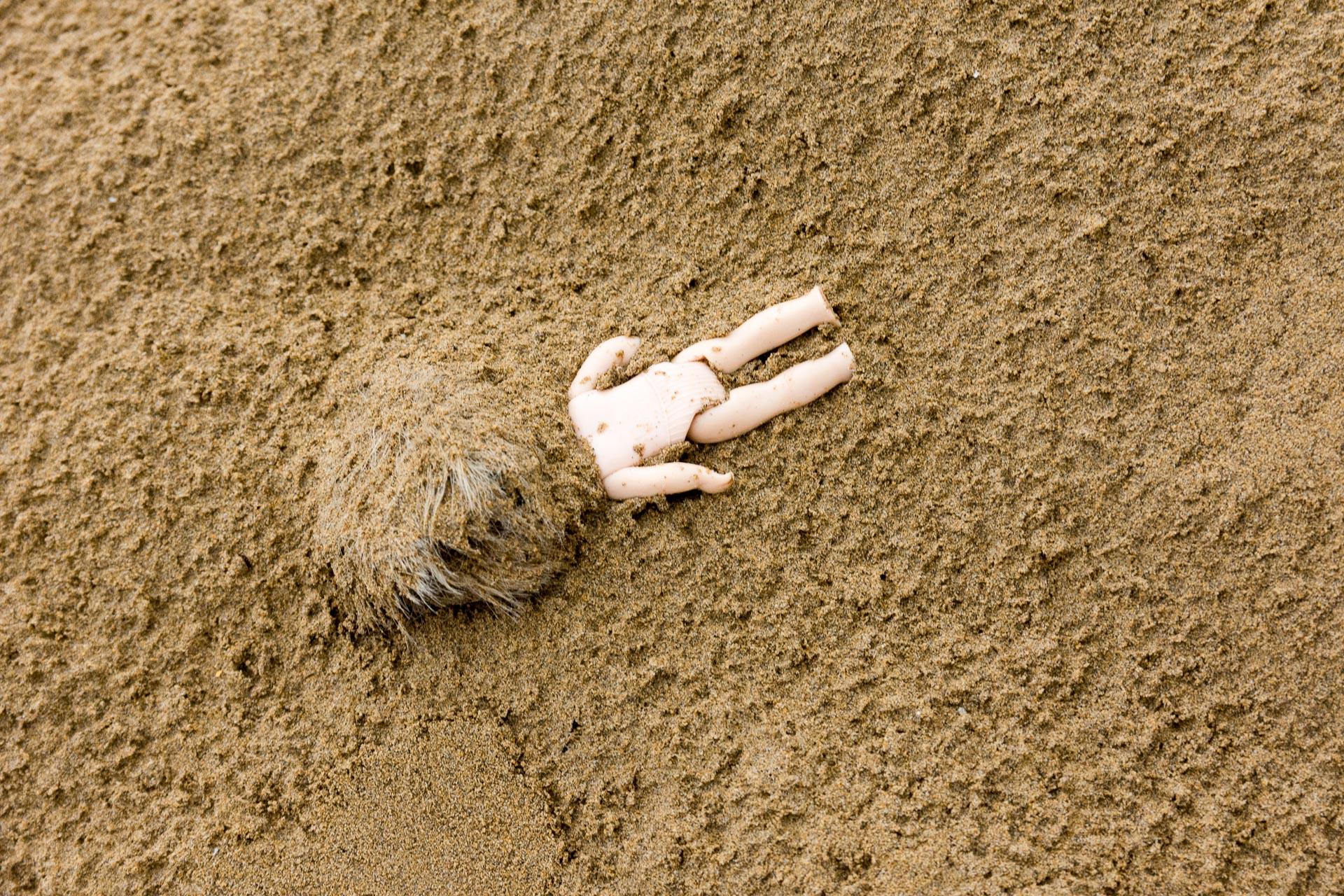 Zabawka na piasku