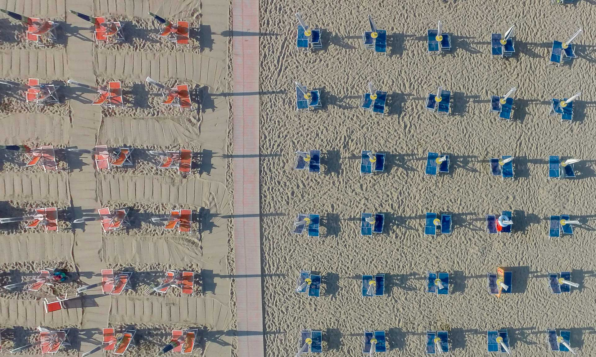 Bibione plaża