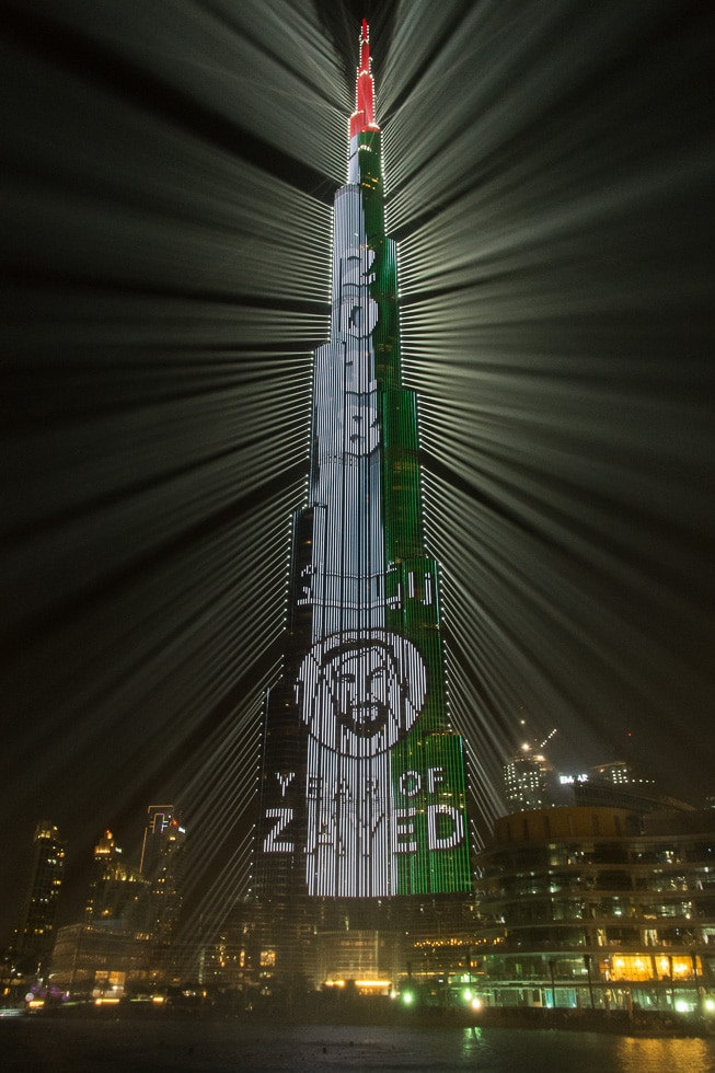 Dubaj - Rok Zayeda