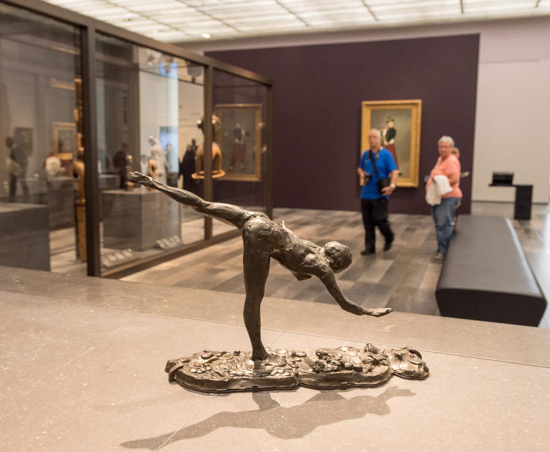 Tancerki, Edgar Degas, Luwr Abu Zabi
