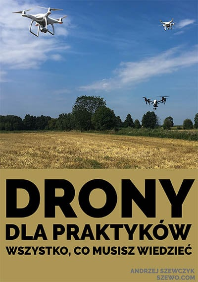 Książka: drony dla praktyków
