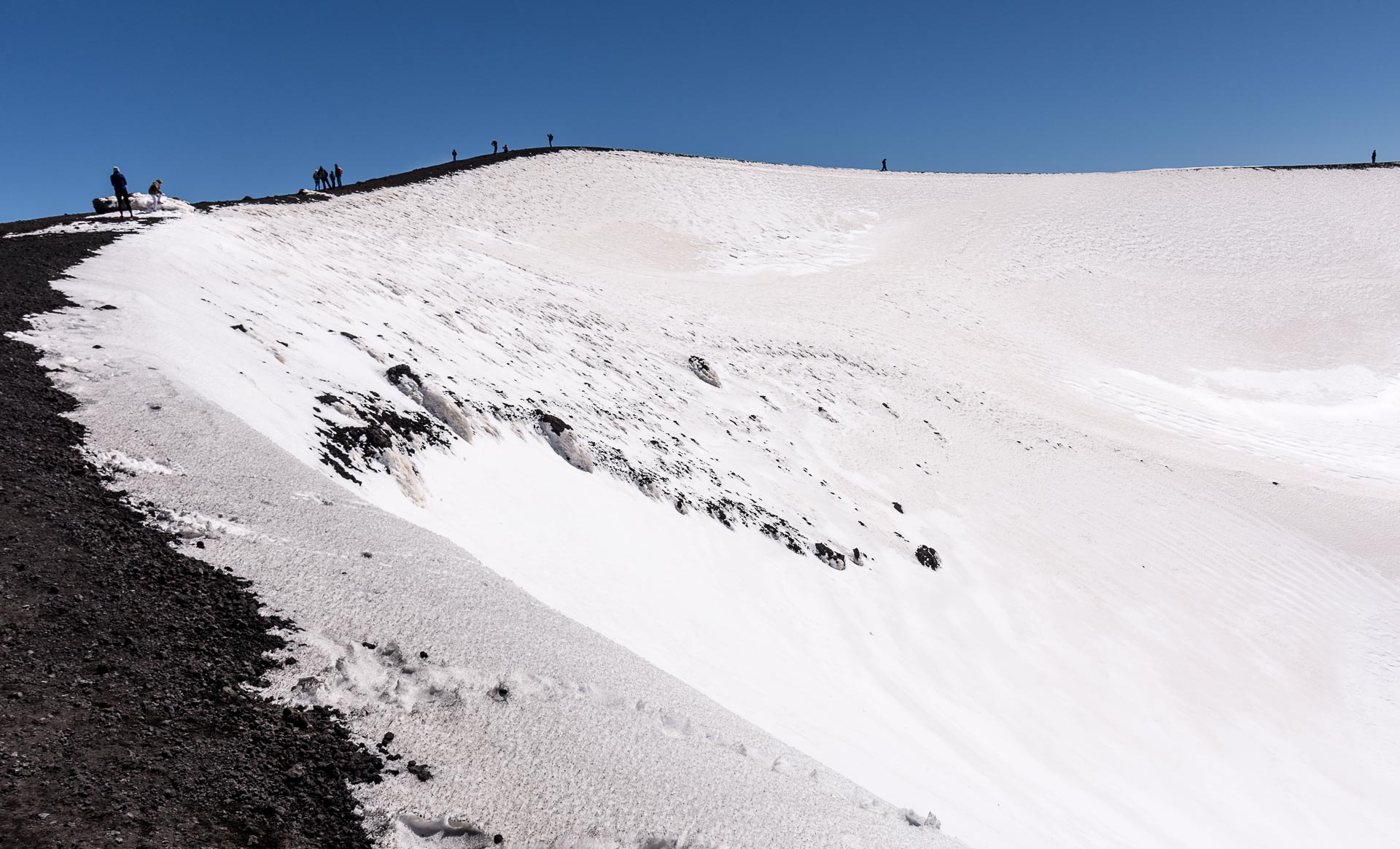 Boczy stożek Etny