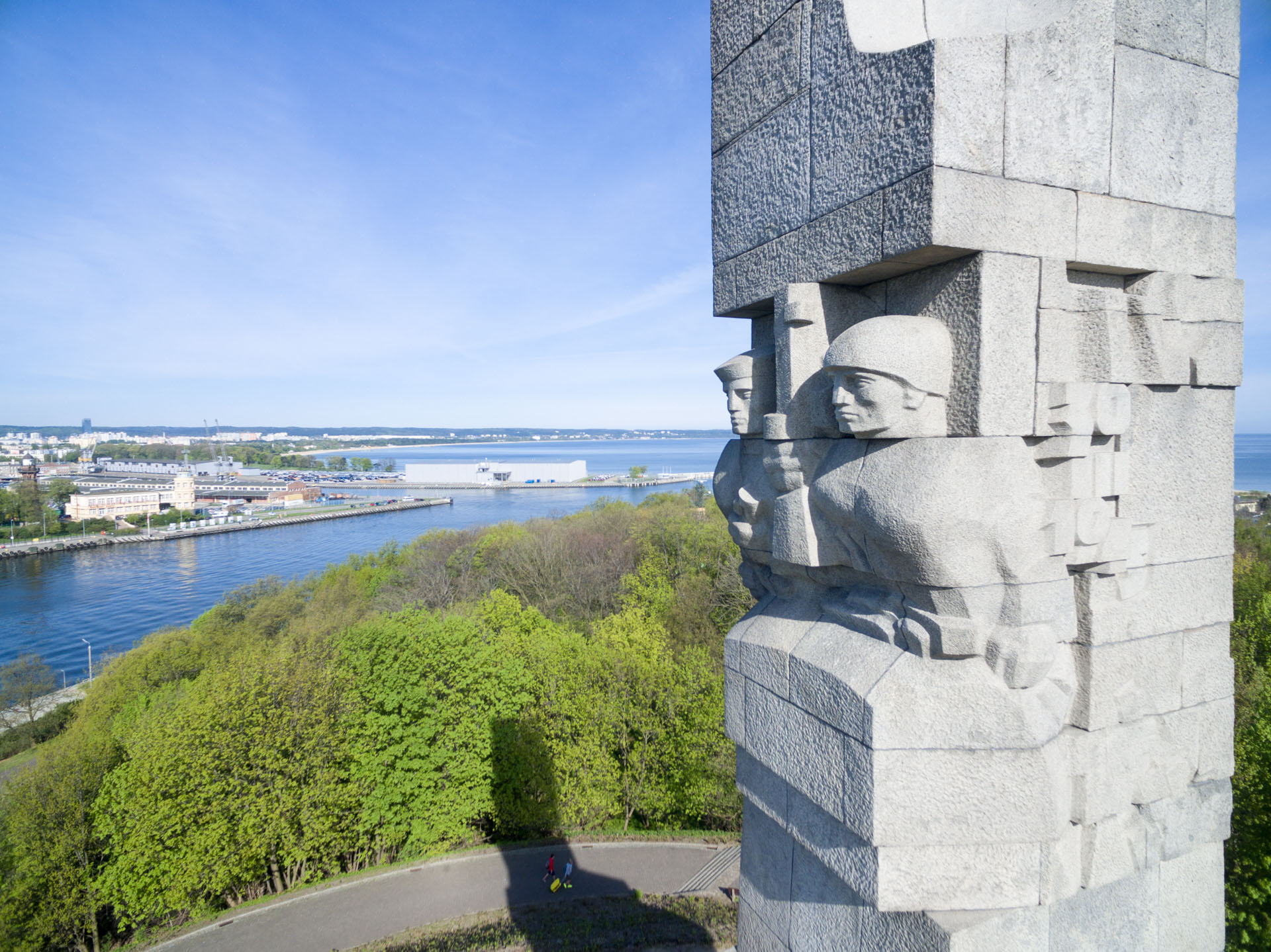 Pomnik Obrońców Wybrzeża na Westerplatte