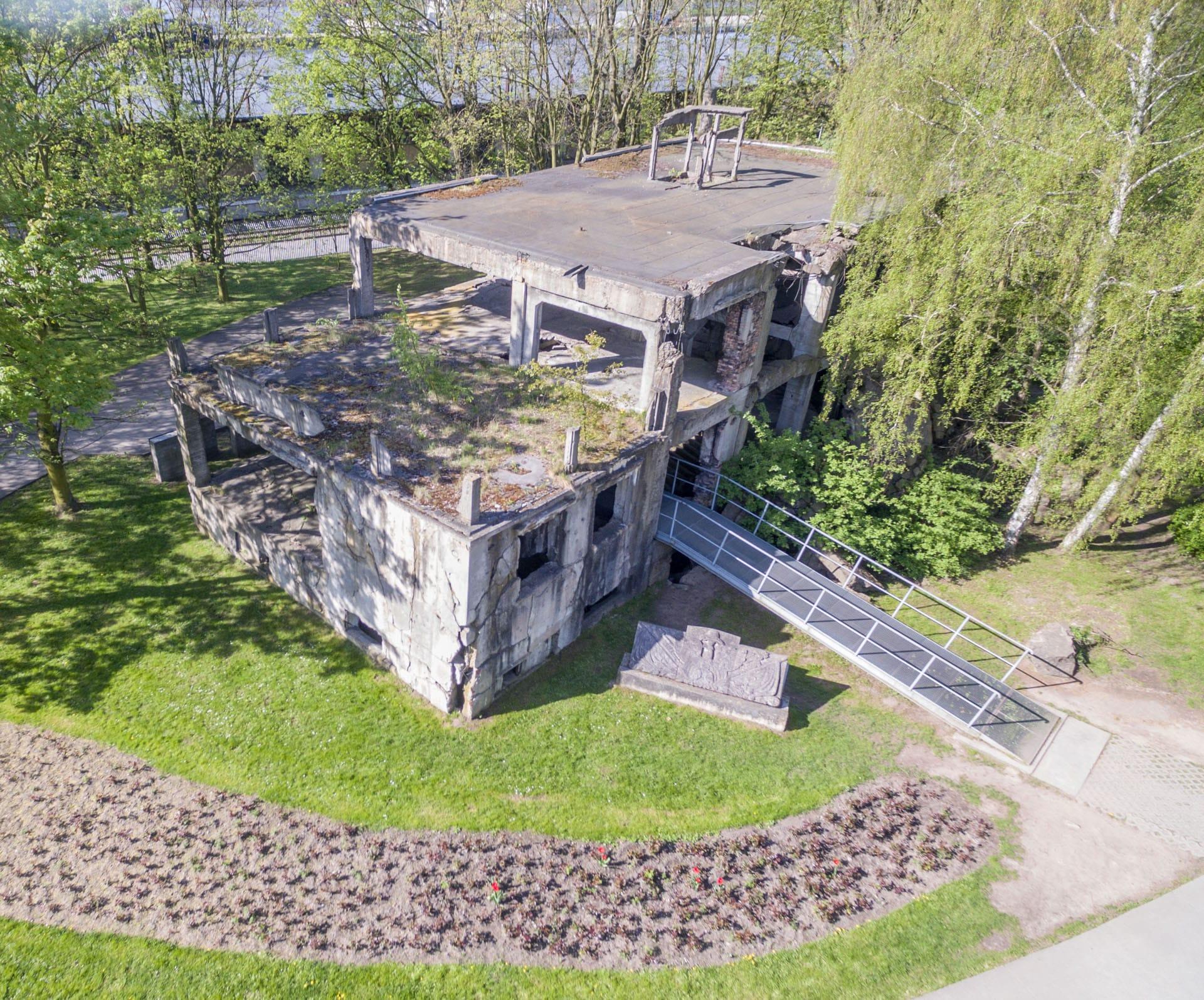 Strażnica na Westerplatte