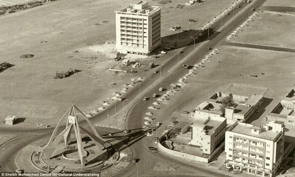 Deira Clock Tower 1964