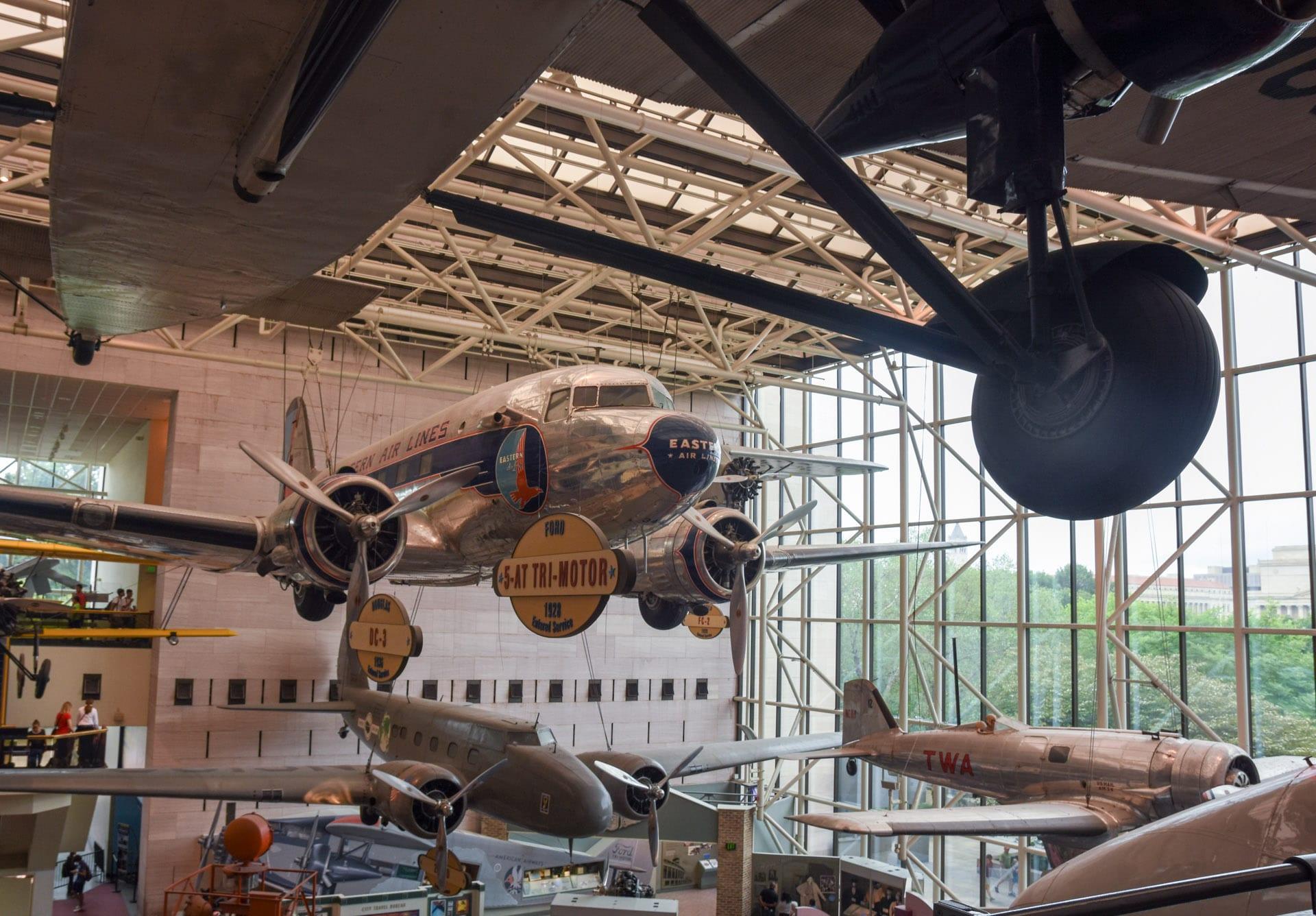Muzeum Lotnictwa i Przestrzeni Kosmicznej