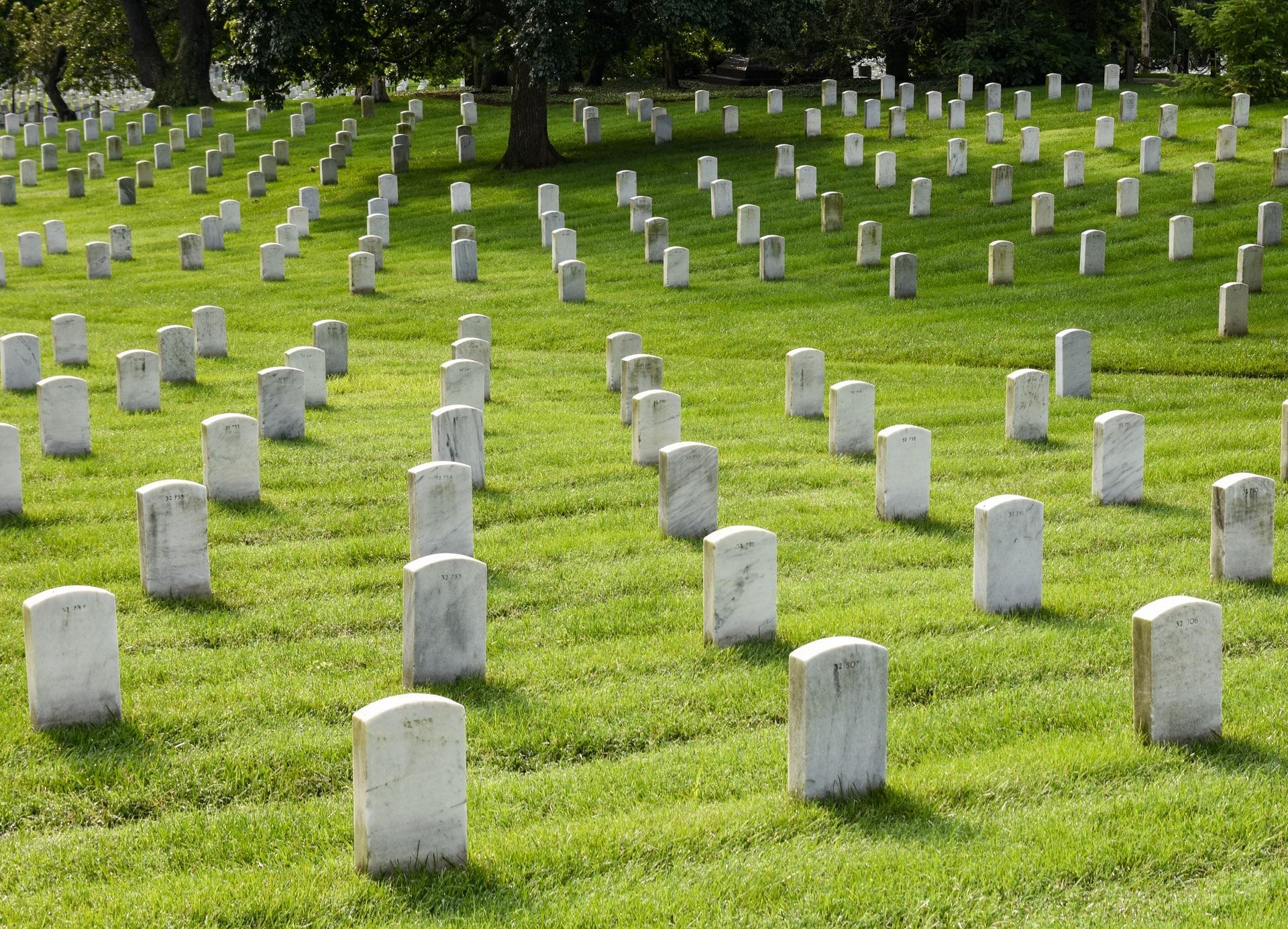 Cmentarz Narodowy w Arlington