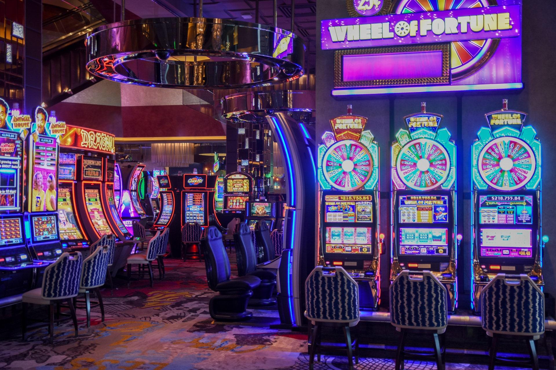 Las Vegas - kasyno
