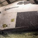 Prom kosmiczny Endeavour