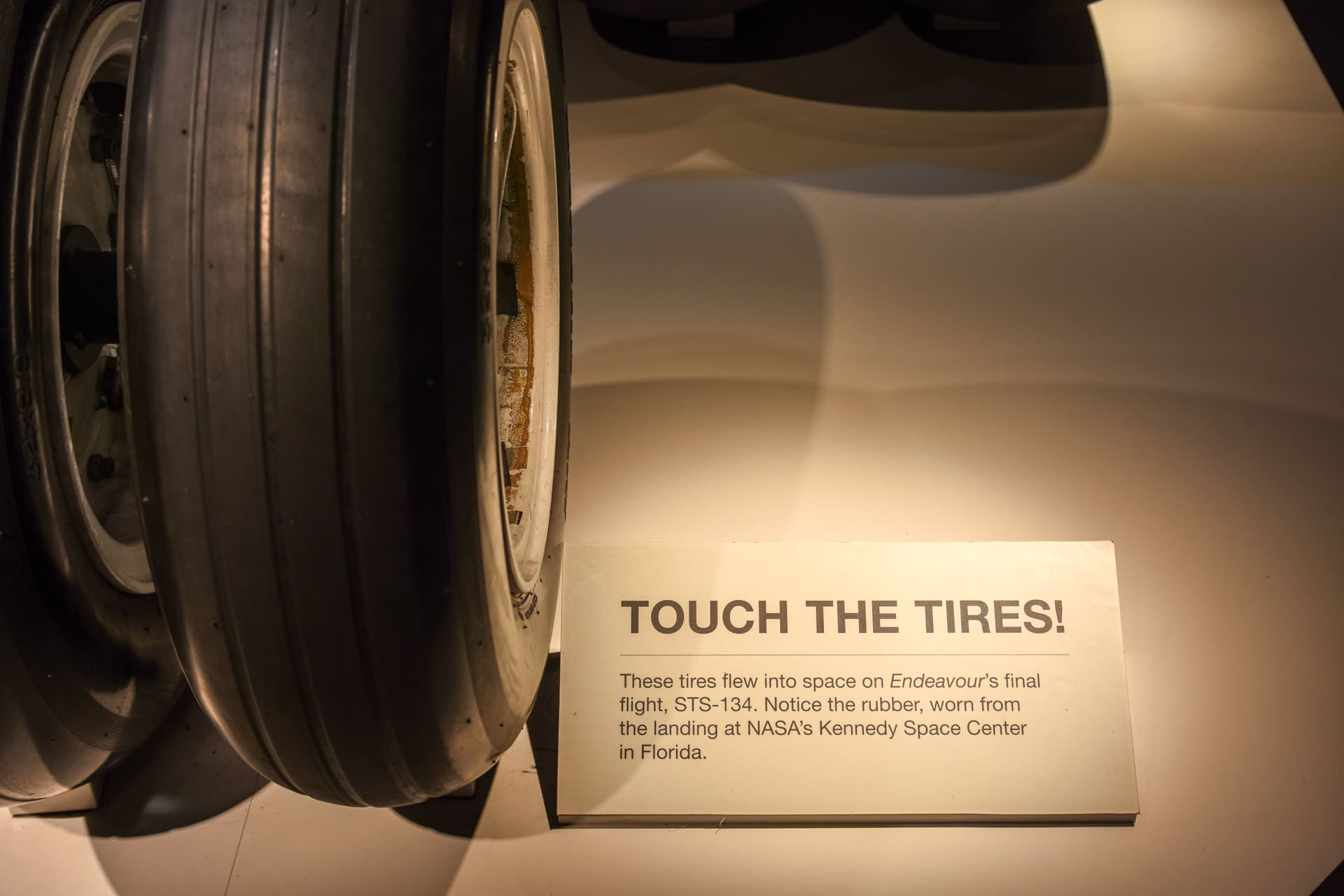 Touch the Tires