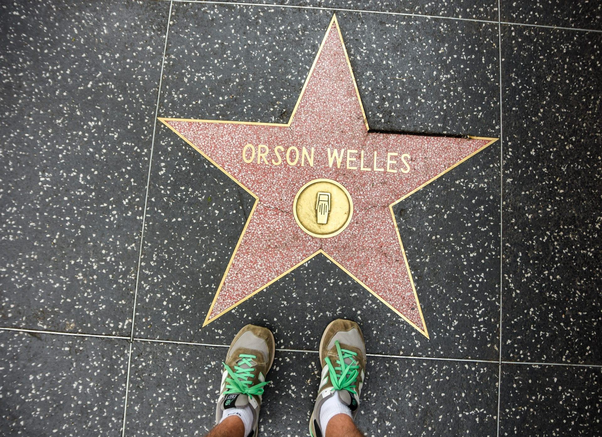 Gwiazda Orsona Wellsa