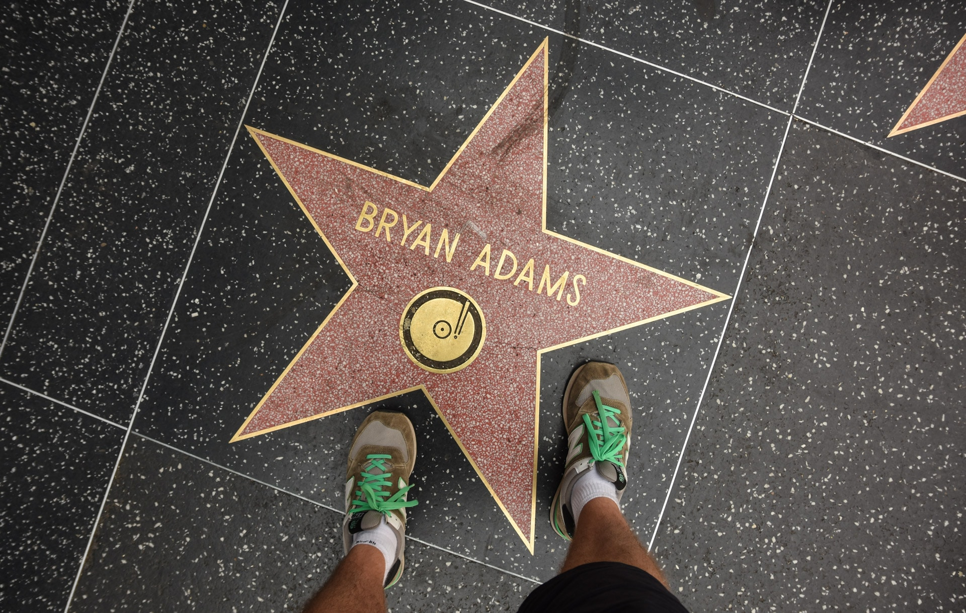 Bryan Adams w Hollywood