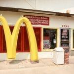 Pierwszy na świecie McDonald's