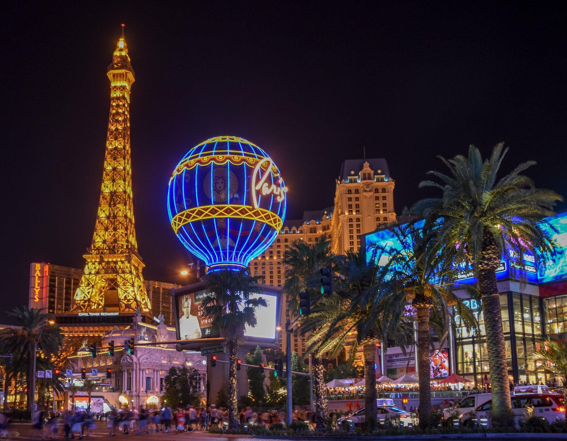 Las Vegas Paris