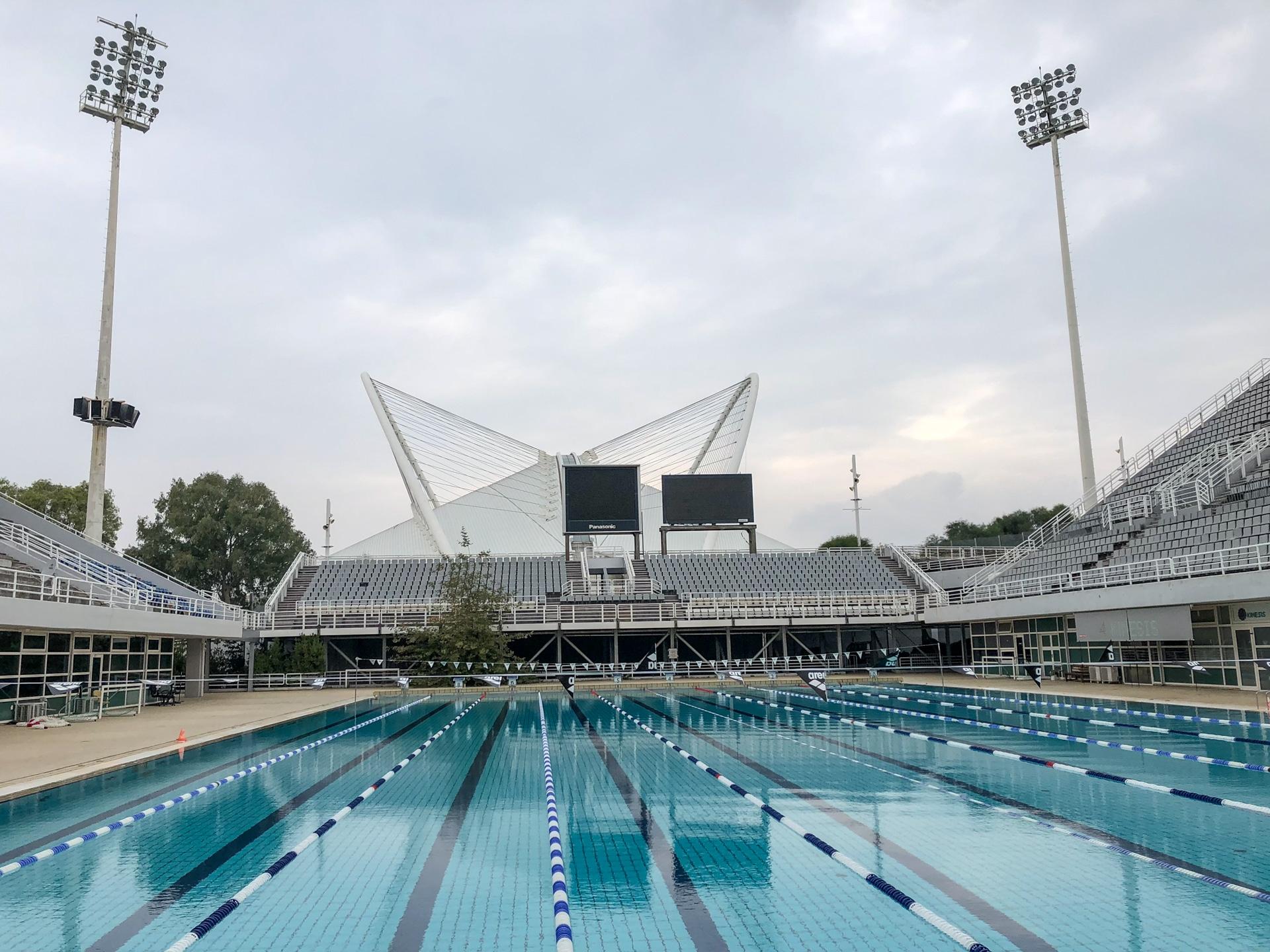 Basen olimpijski
