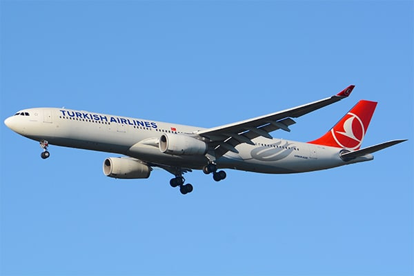 Airbus A330 fot. Masakatsu Ukon CC BY-SA 2.0
