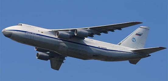 An-124 fot. Sergey Kustov, CC BY-SA 3.0
