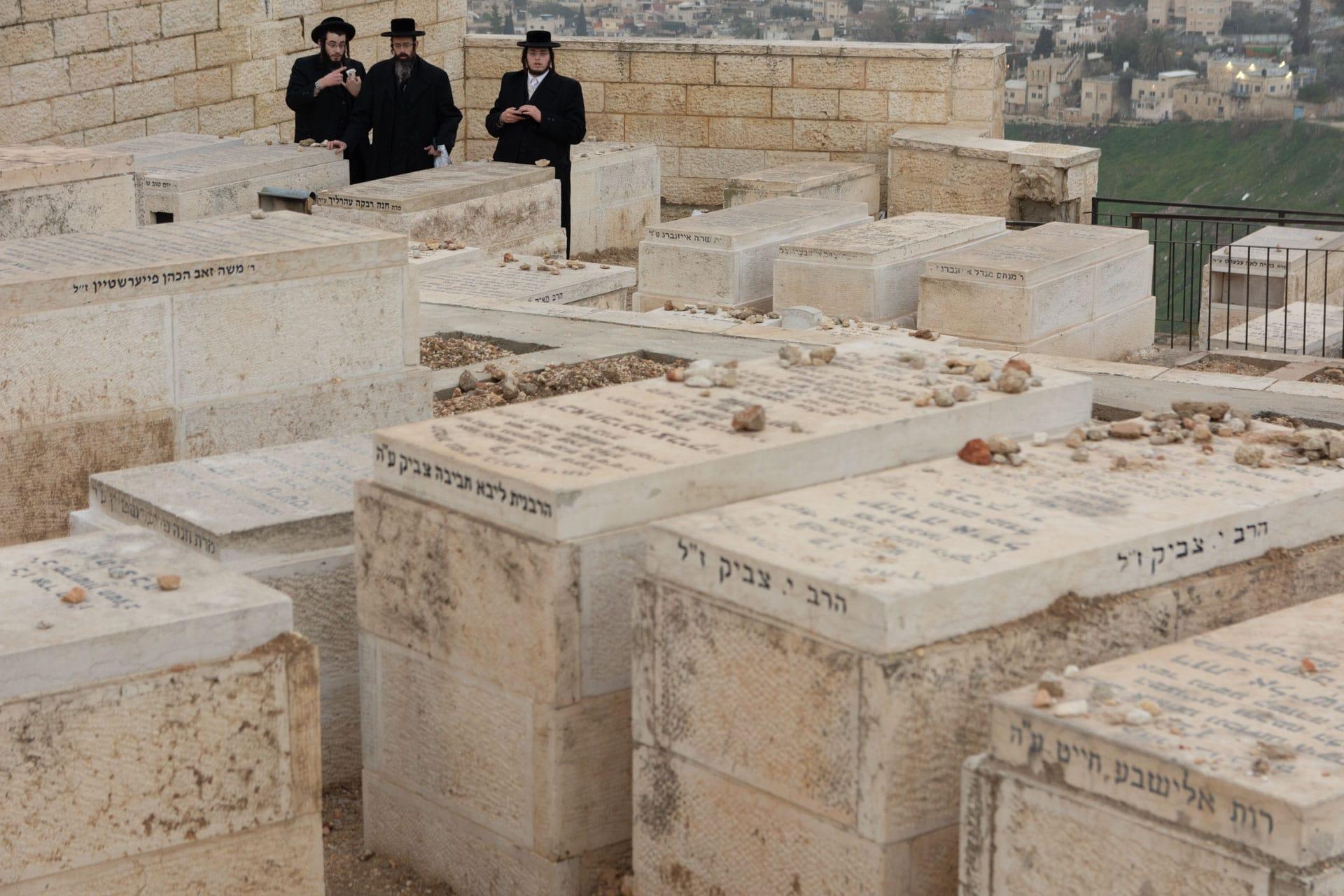 Cmentarz na Górze Oliwnej