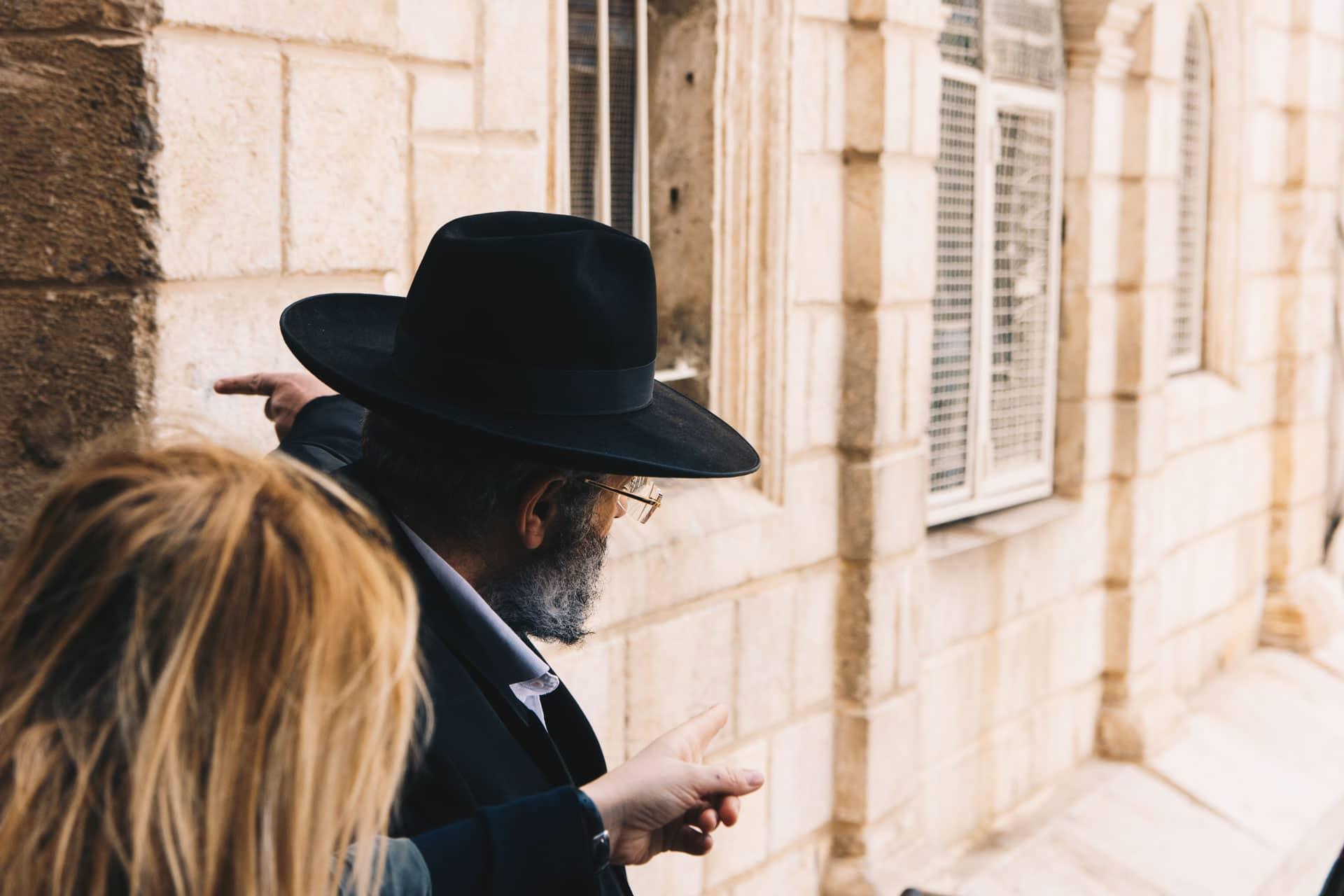 Uliczki Jerozolimy