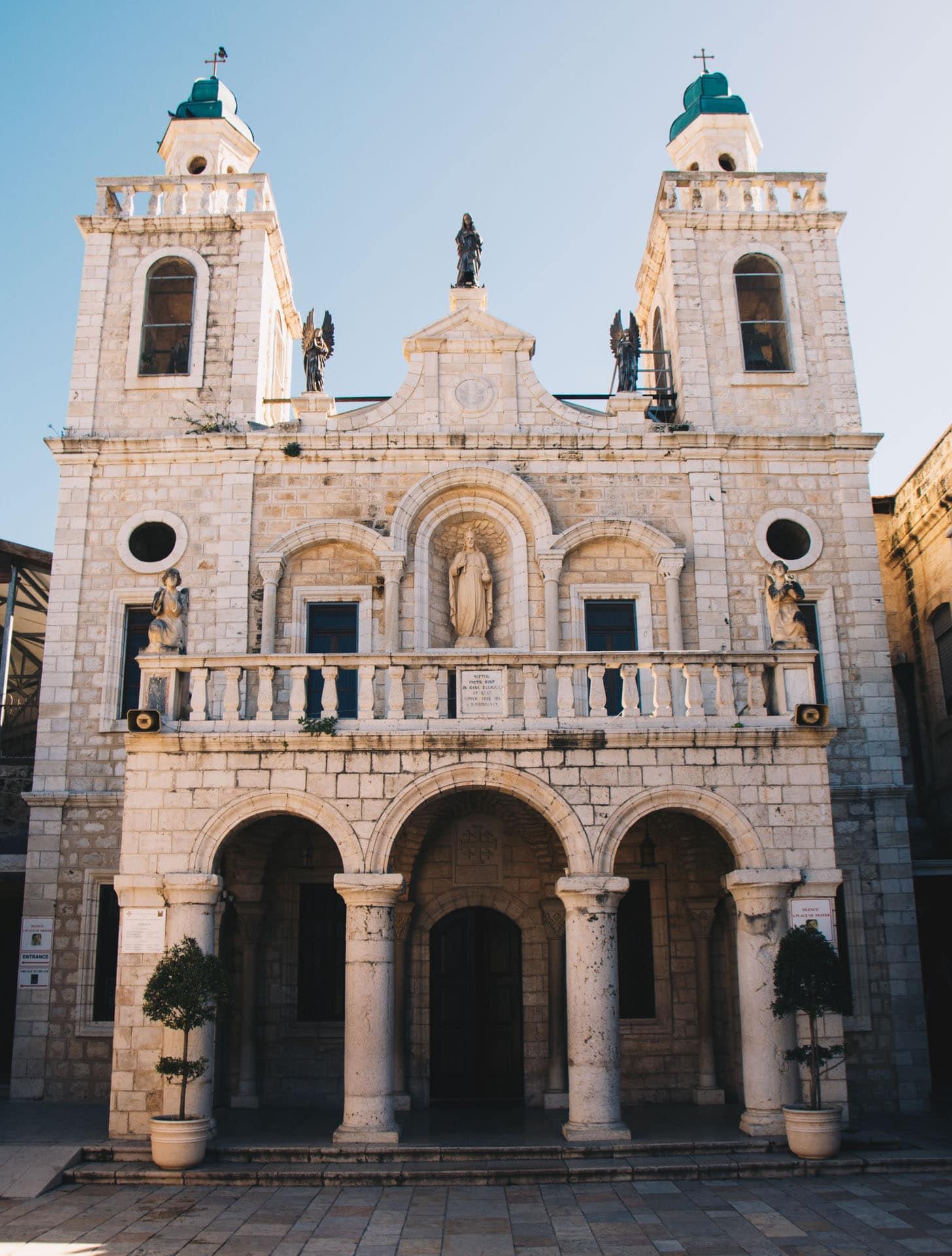 Kościół Wesela w Kannie