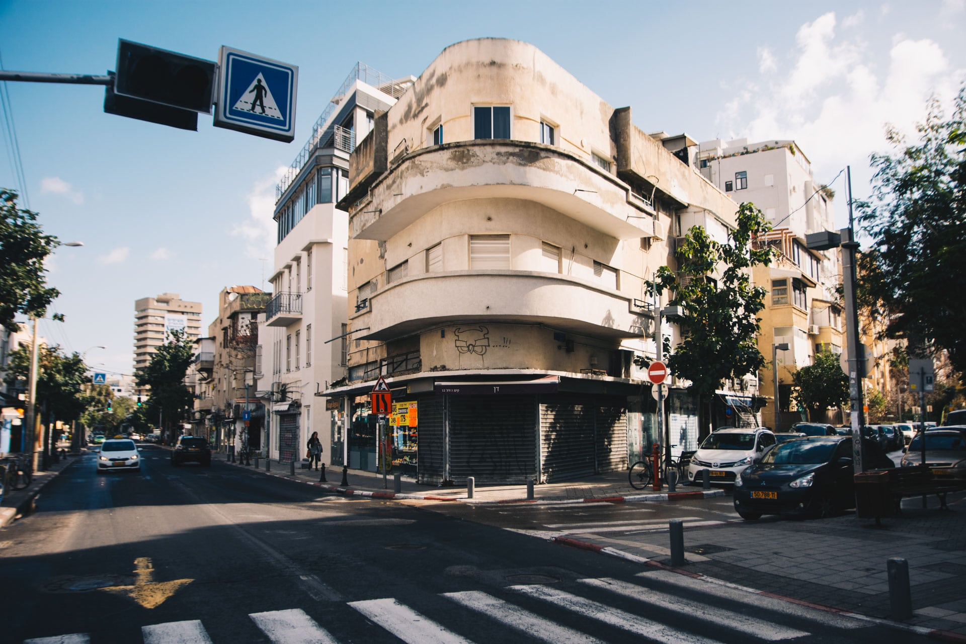 Bauhaus w Tel Avivie