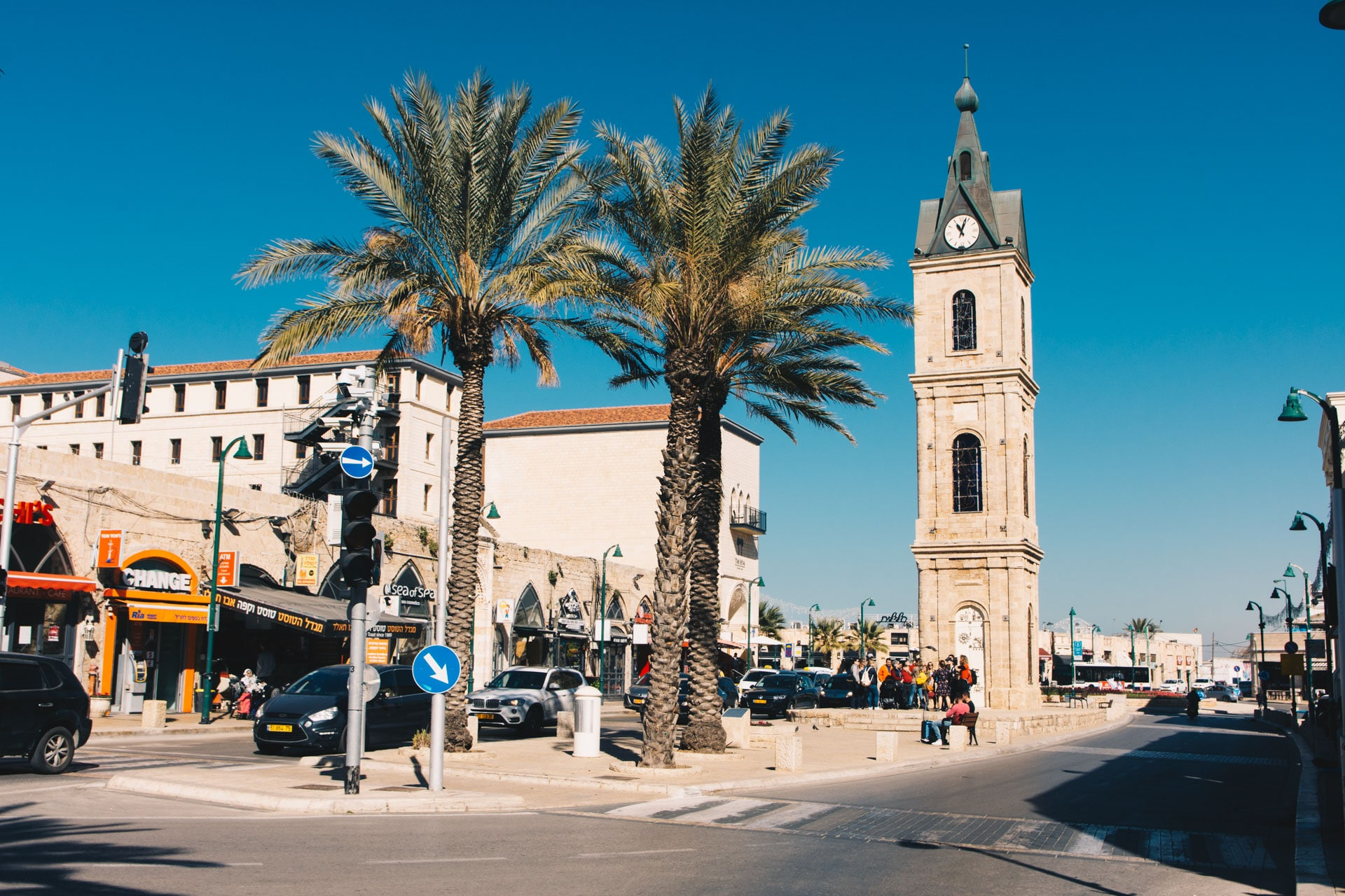Clocktower Jaffa