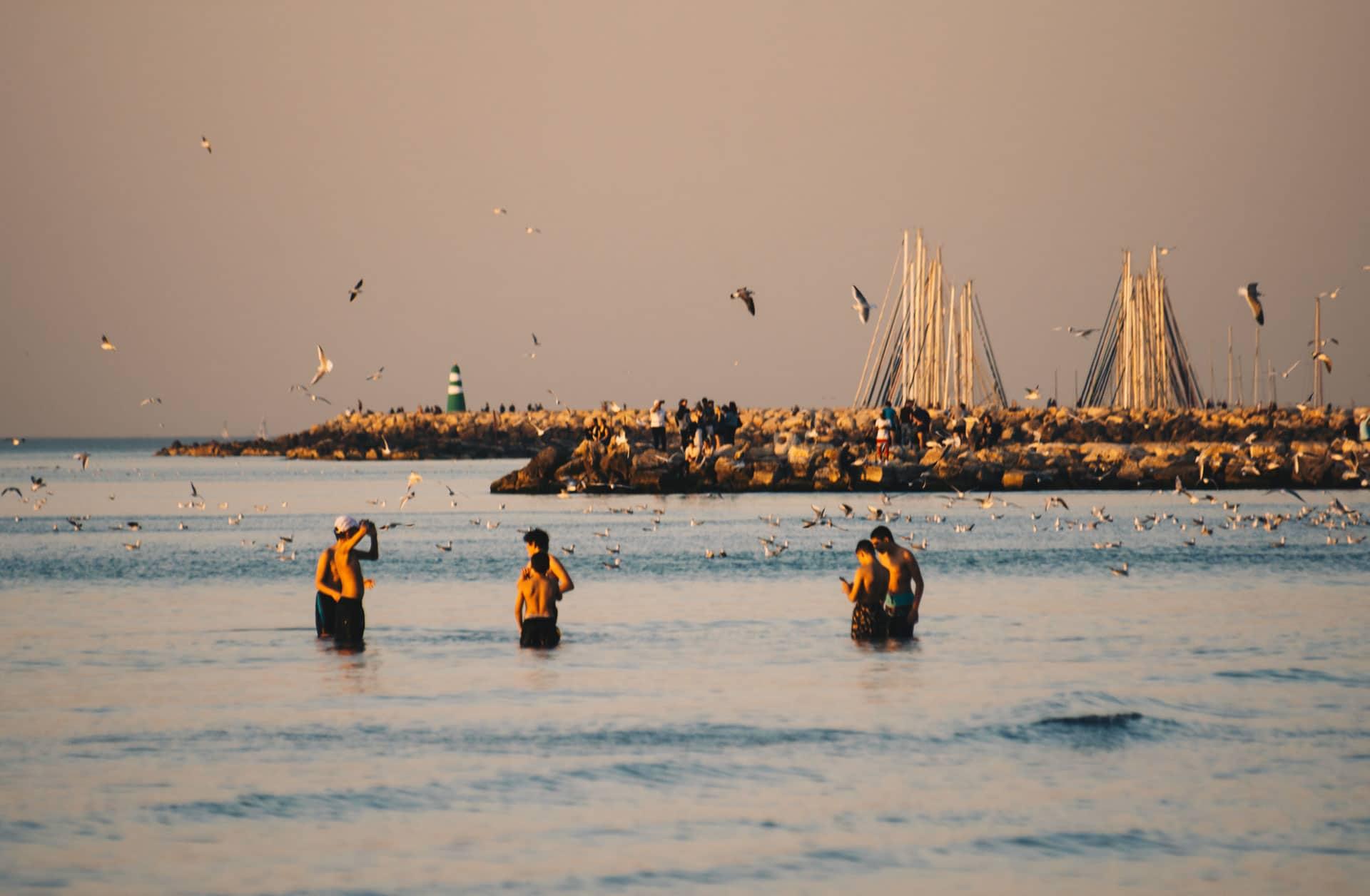 Plaże Tel Aviv
