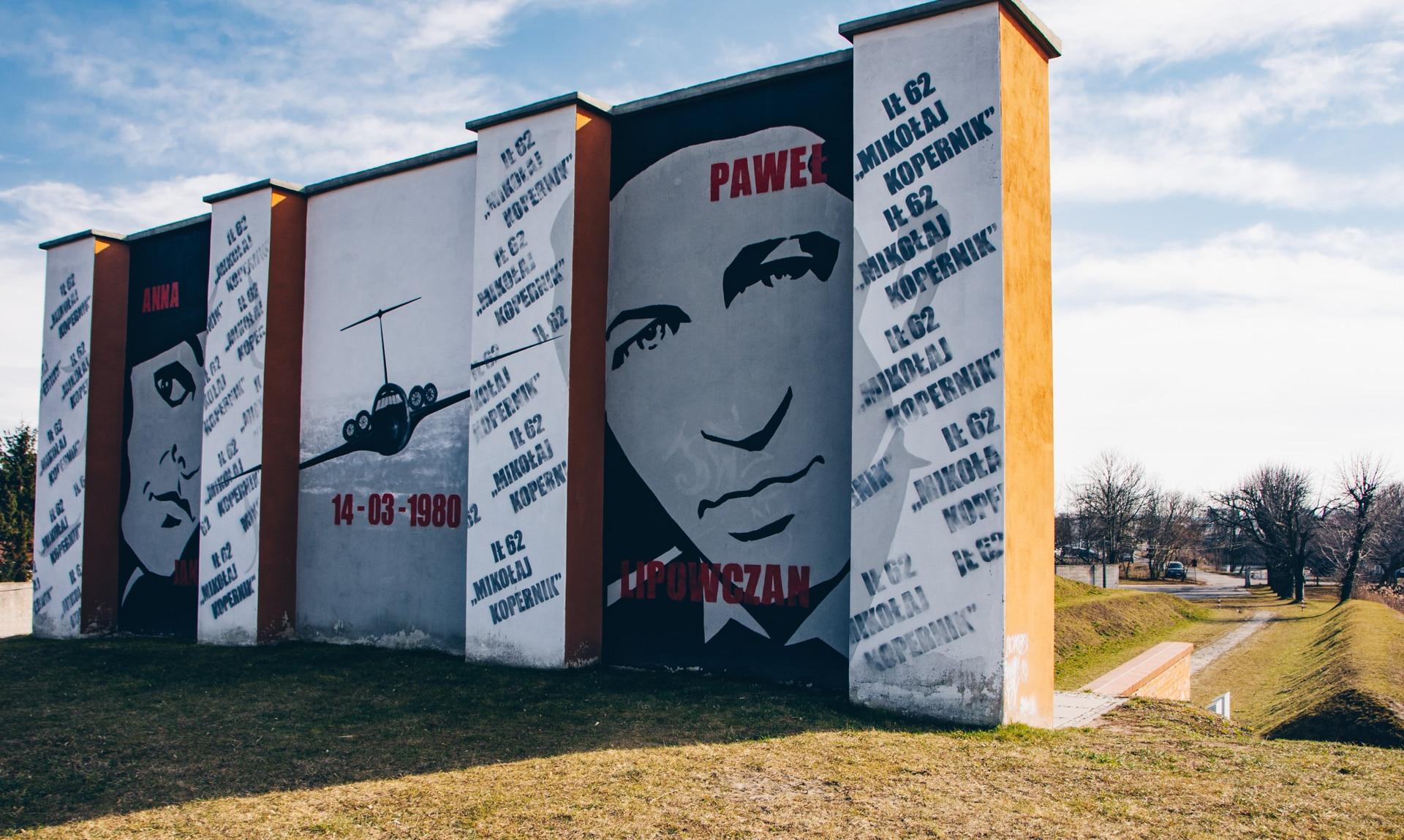 Mural Lipowczan / Jantar
