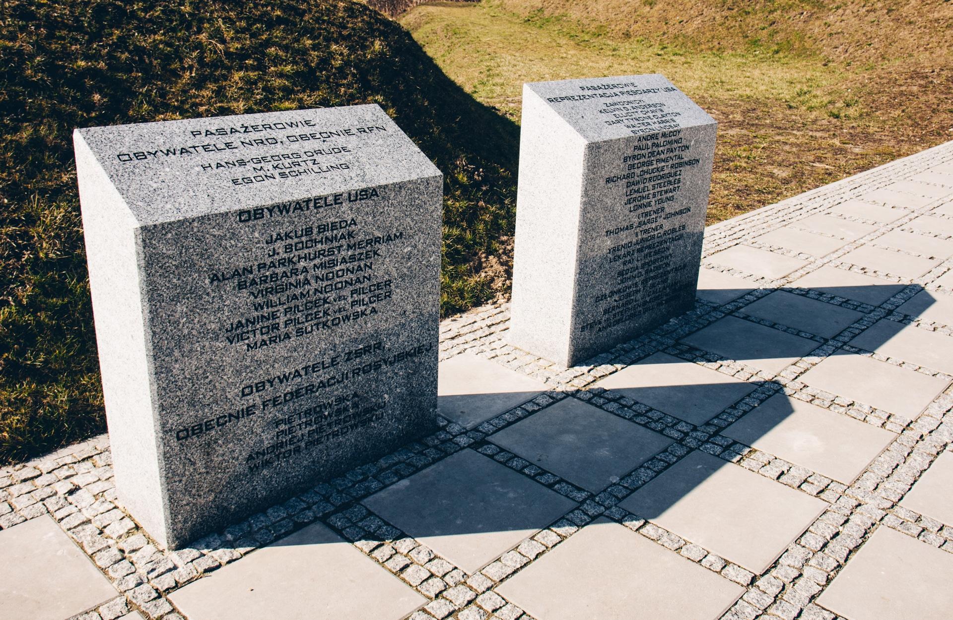 Pomnik załogi Kopernika