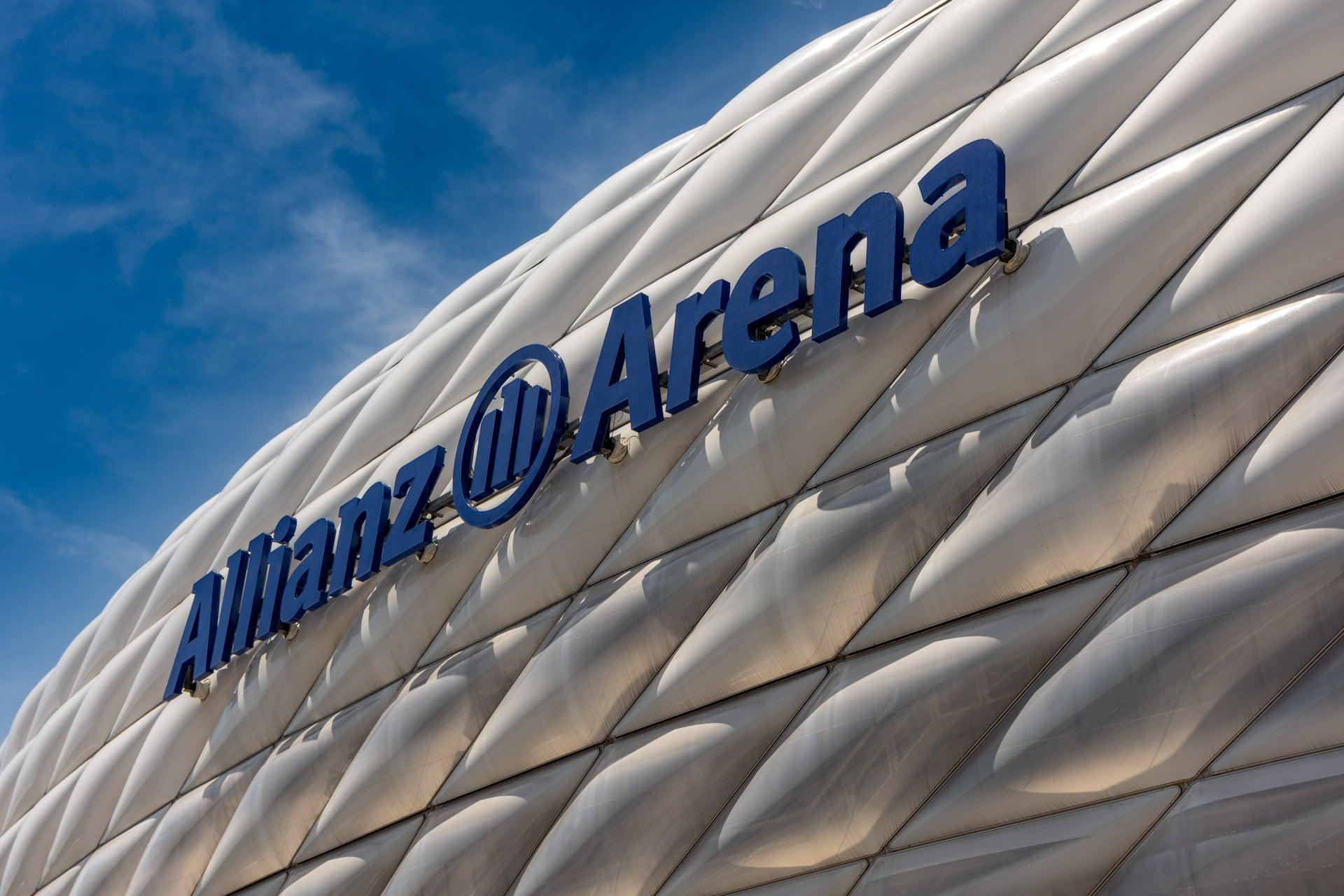 Stadion Allianz Arena