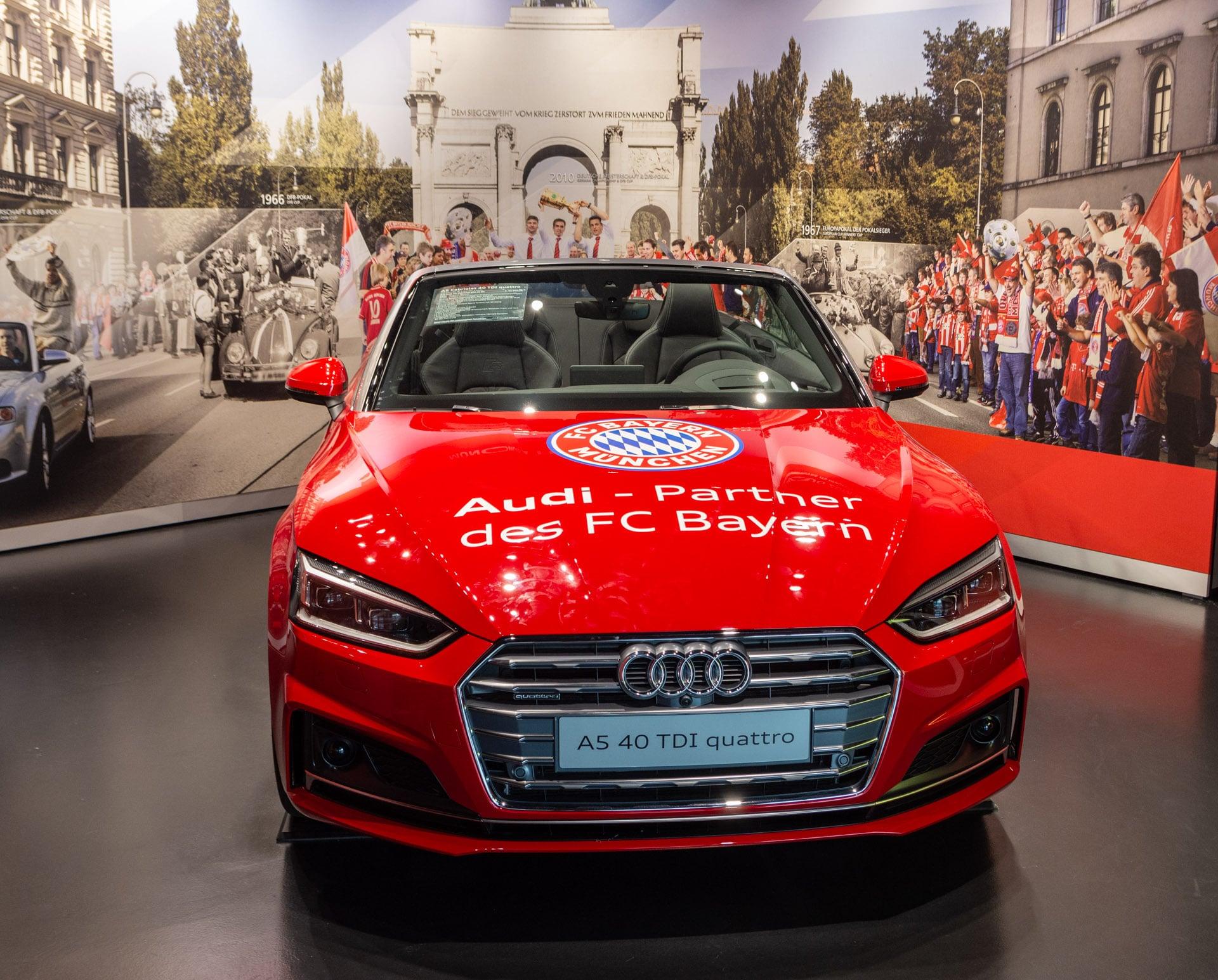 Audi Bayern Monachium