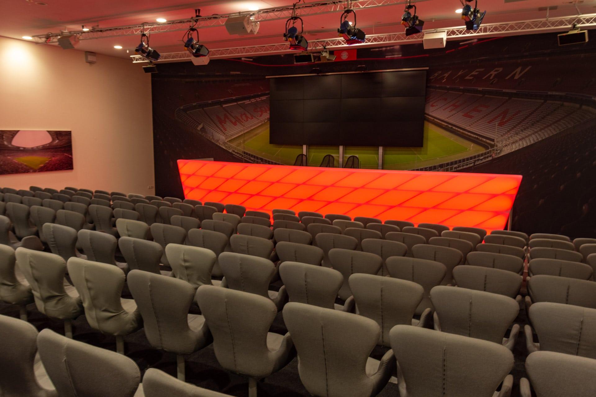 Bayern Pressroom