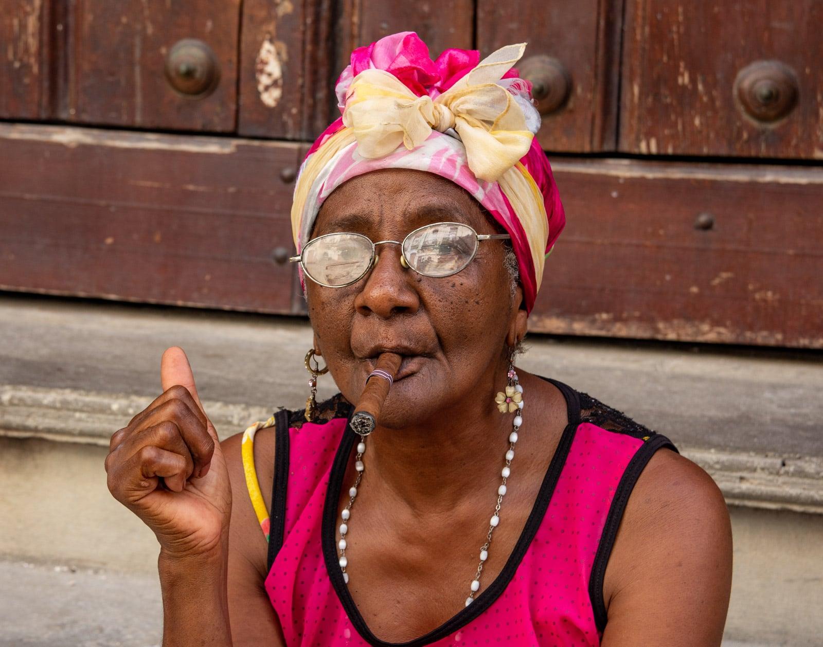 Cygara na Kubie