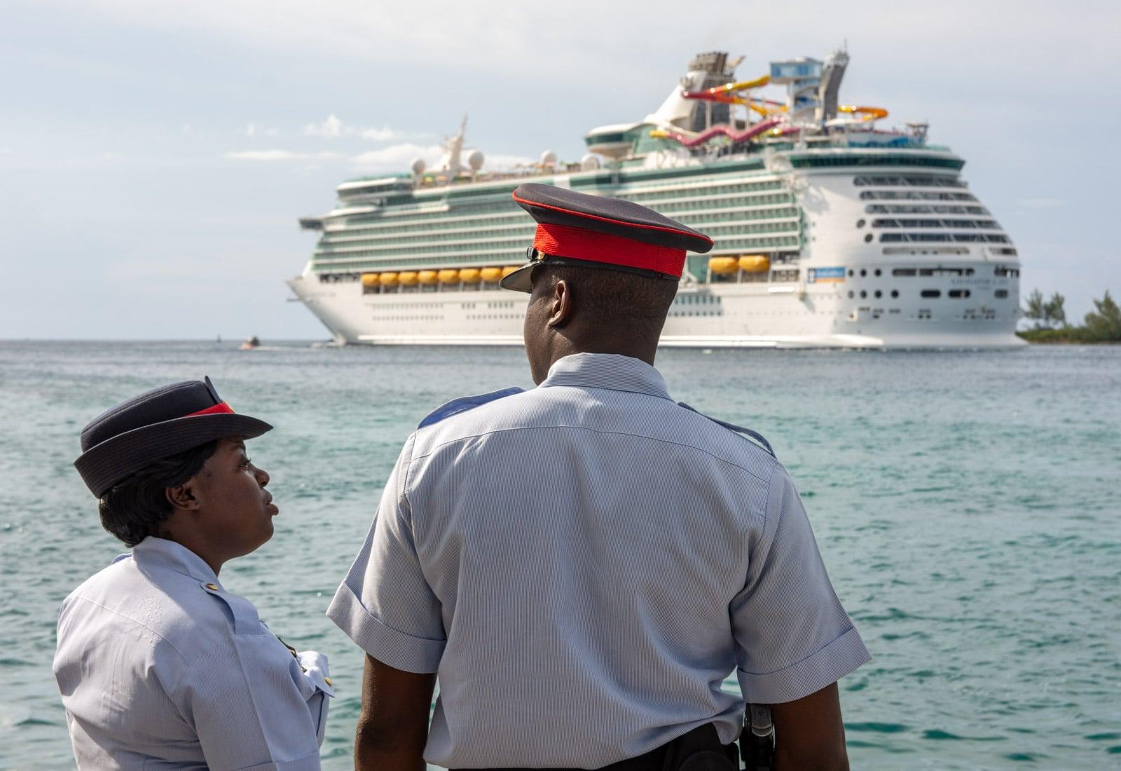 Wycieczkowce na Bahamach