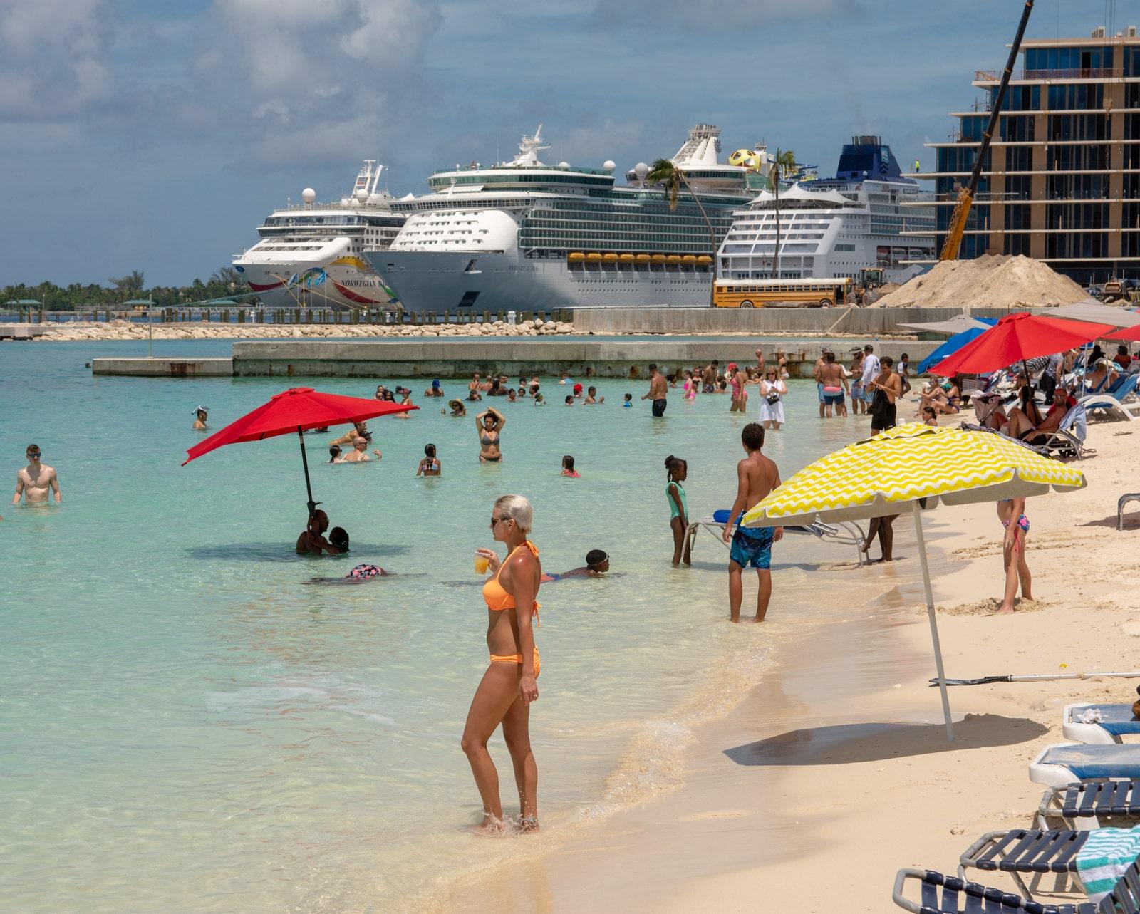 Cruiser, Bahamy