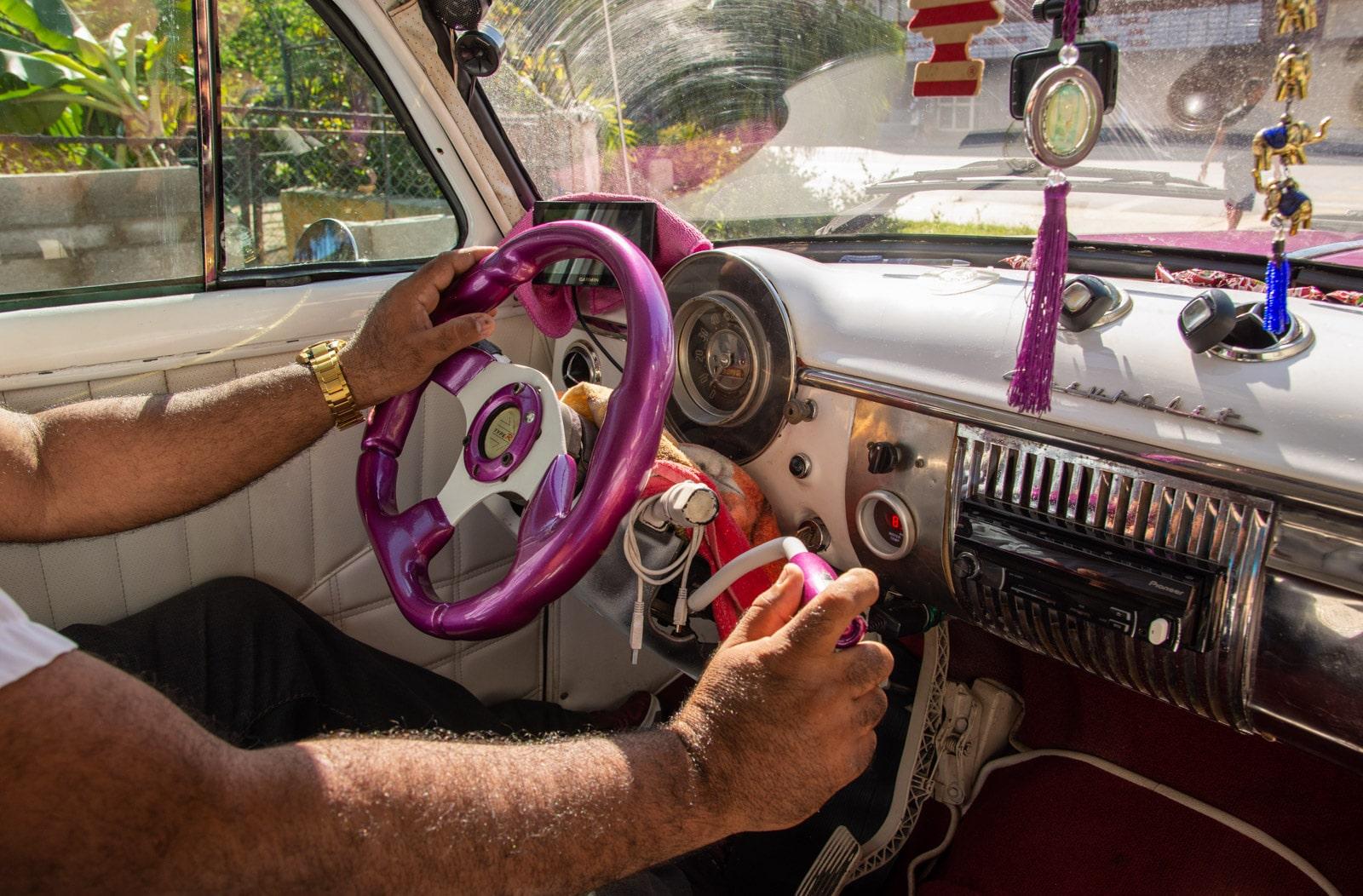 Samochody na Kubie