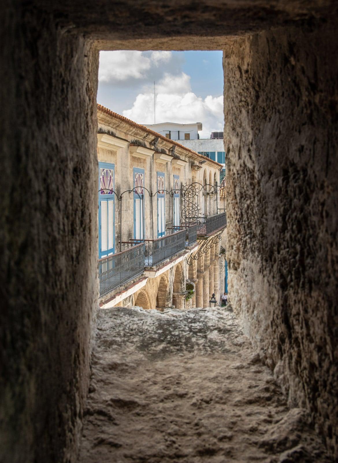 Hawana, stare miasto