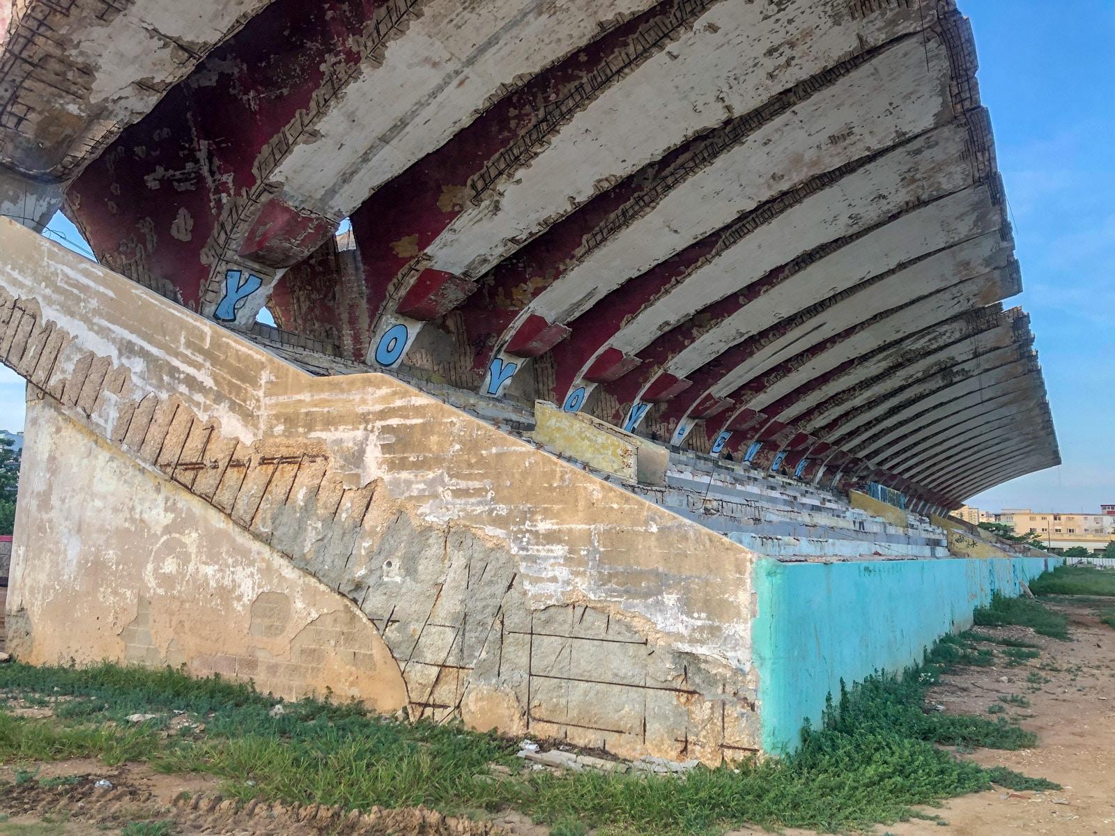 Park i stadion José Martí