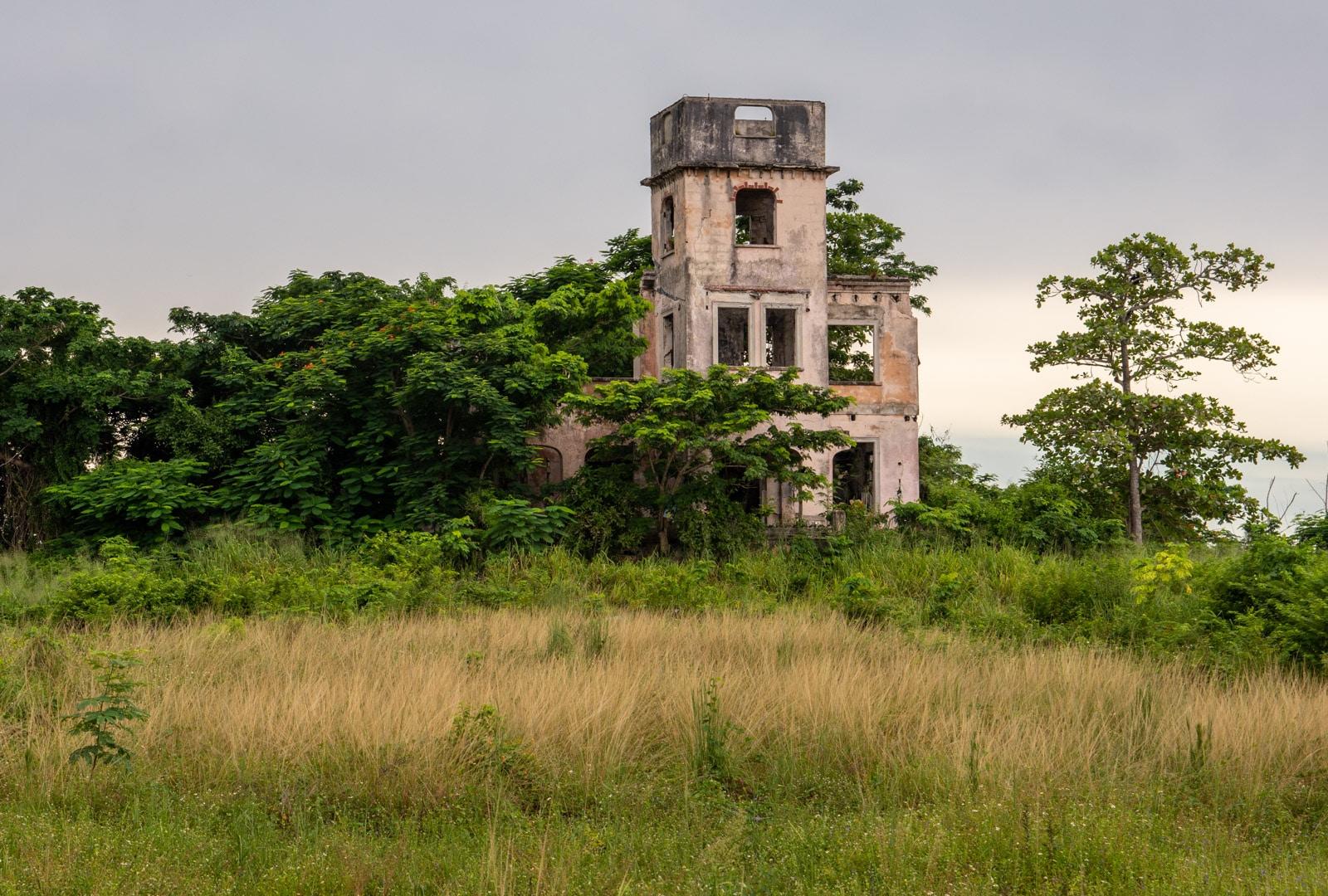 Nassau i okolice