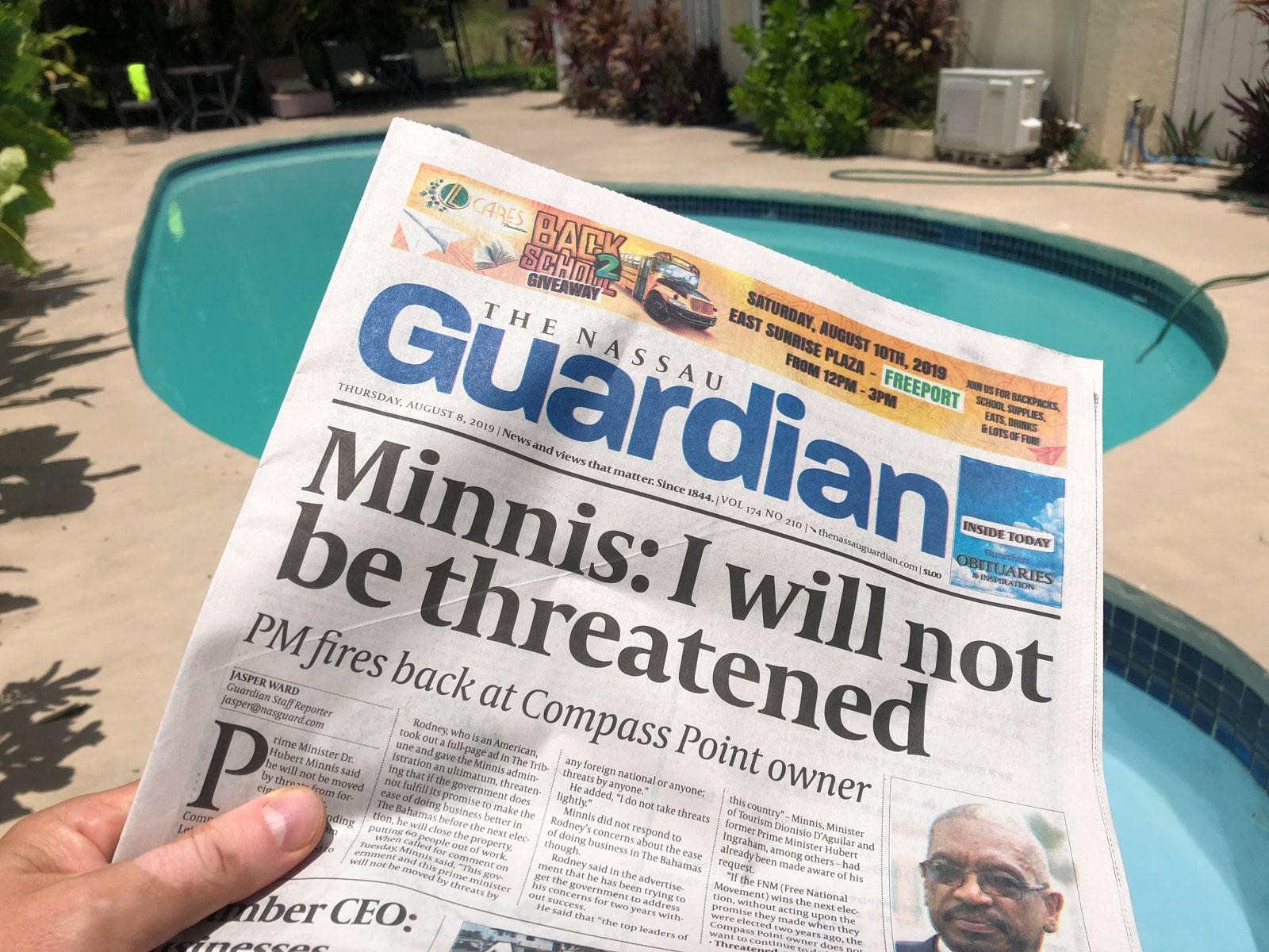 Bahama Guardian