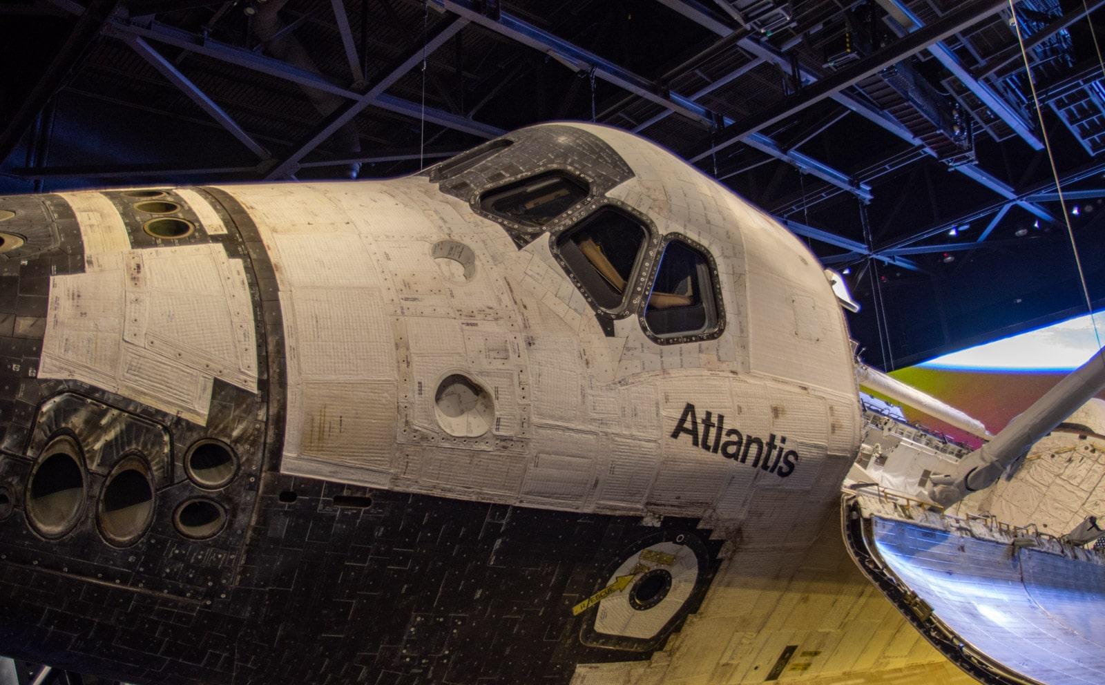 Wahadłowiec Atlantis