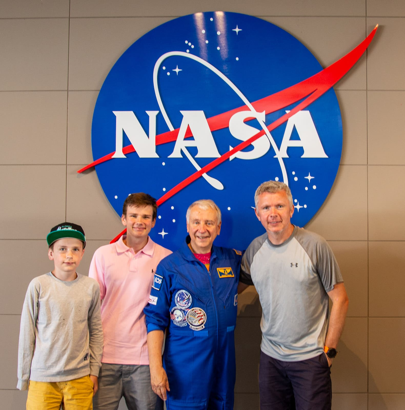 Dine with an astronaut